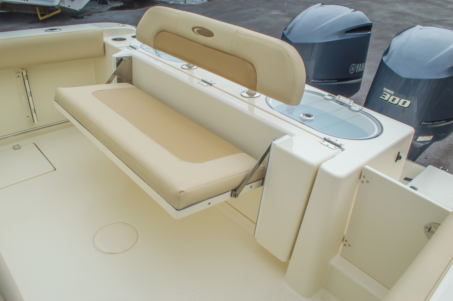 Thumbnail 23 for New 2016 Cobia 296 Center Console boat for sale in West Palm Beach, FL