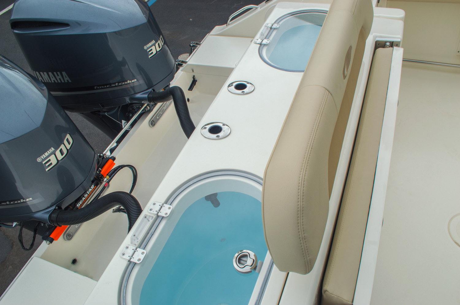 Thumbnail 25 for New 2016 Cobia 296 Center Console boat for sale in West Palm Beach, FL