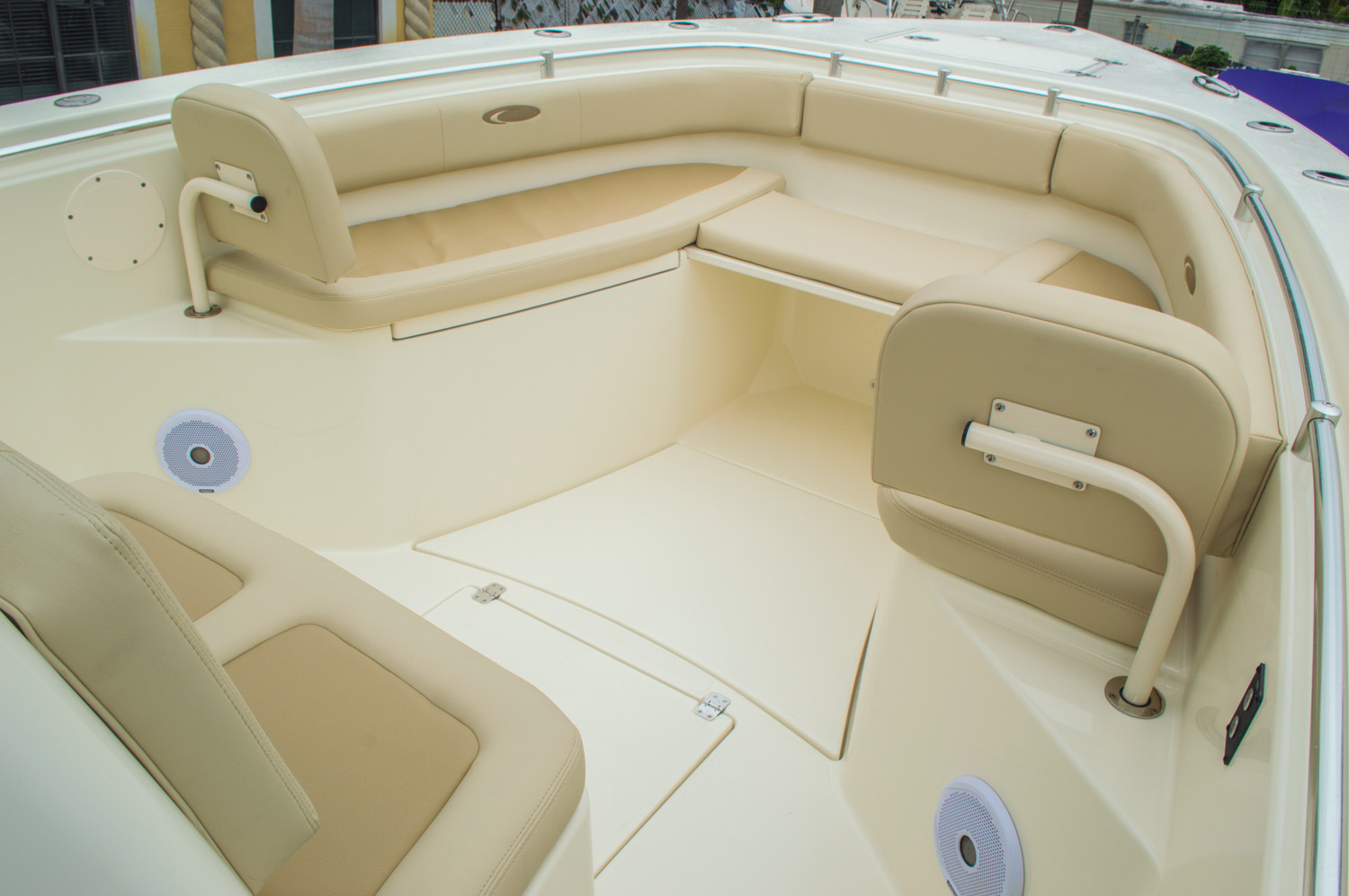 Thumbnail 63 for New 2016 Cobia 296 Center Console boat for sale in West Palm Beach, FL