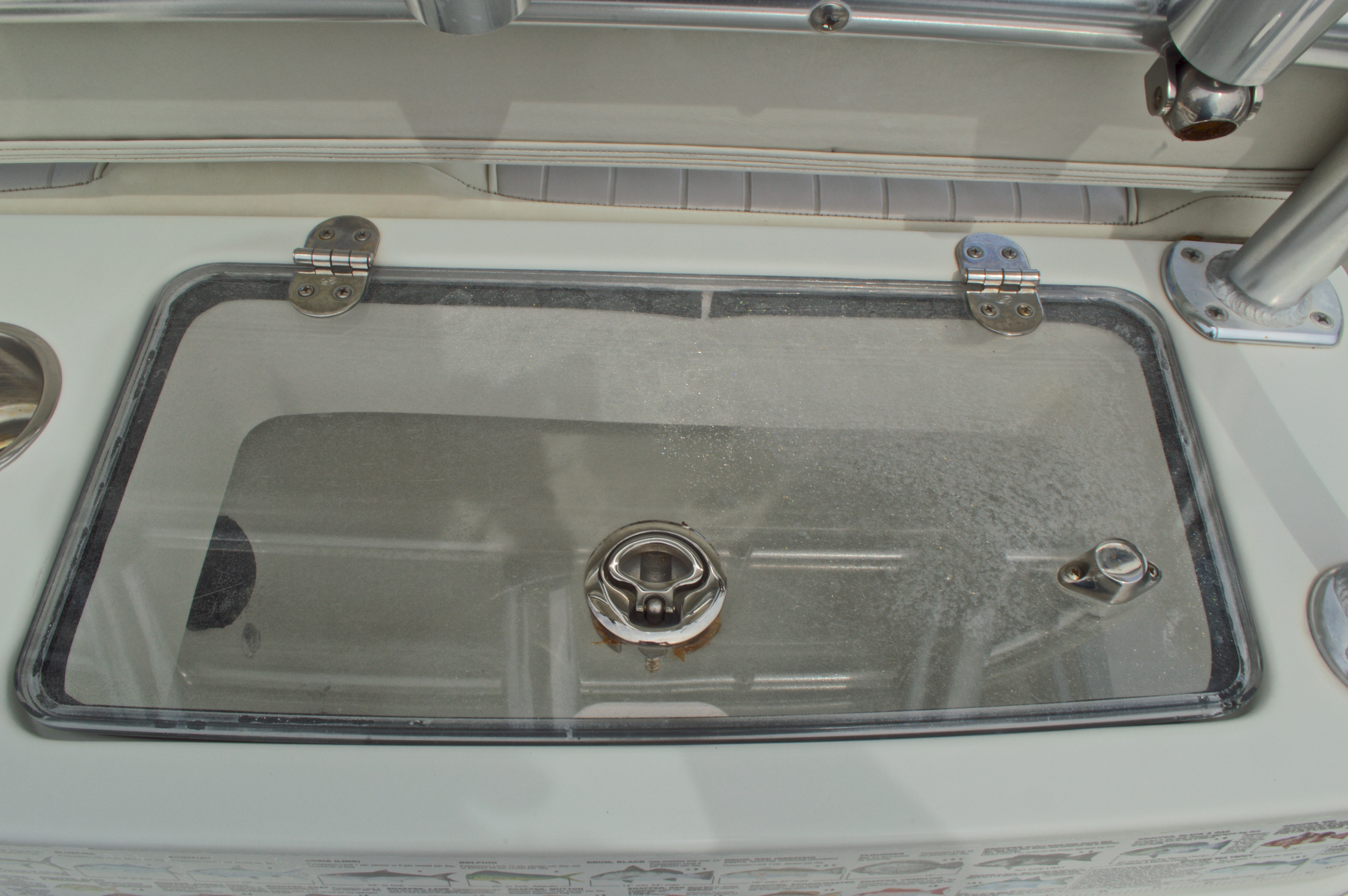 Thumbnail 23 for Used 2008 Sailfish 2660 CC Center Console boat for sale in West Palm Beach, FL