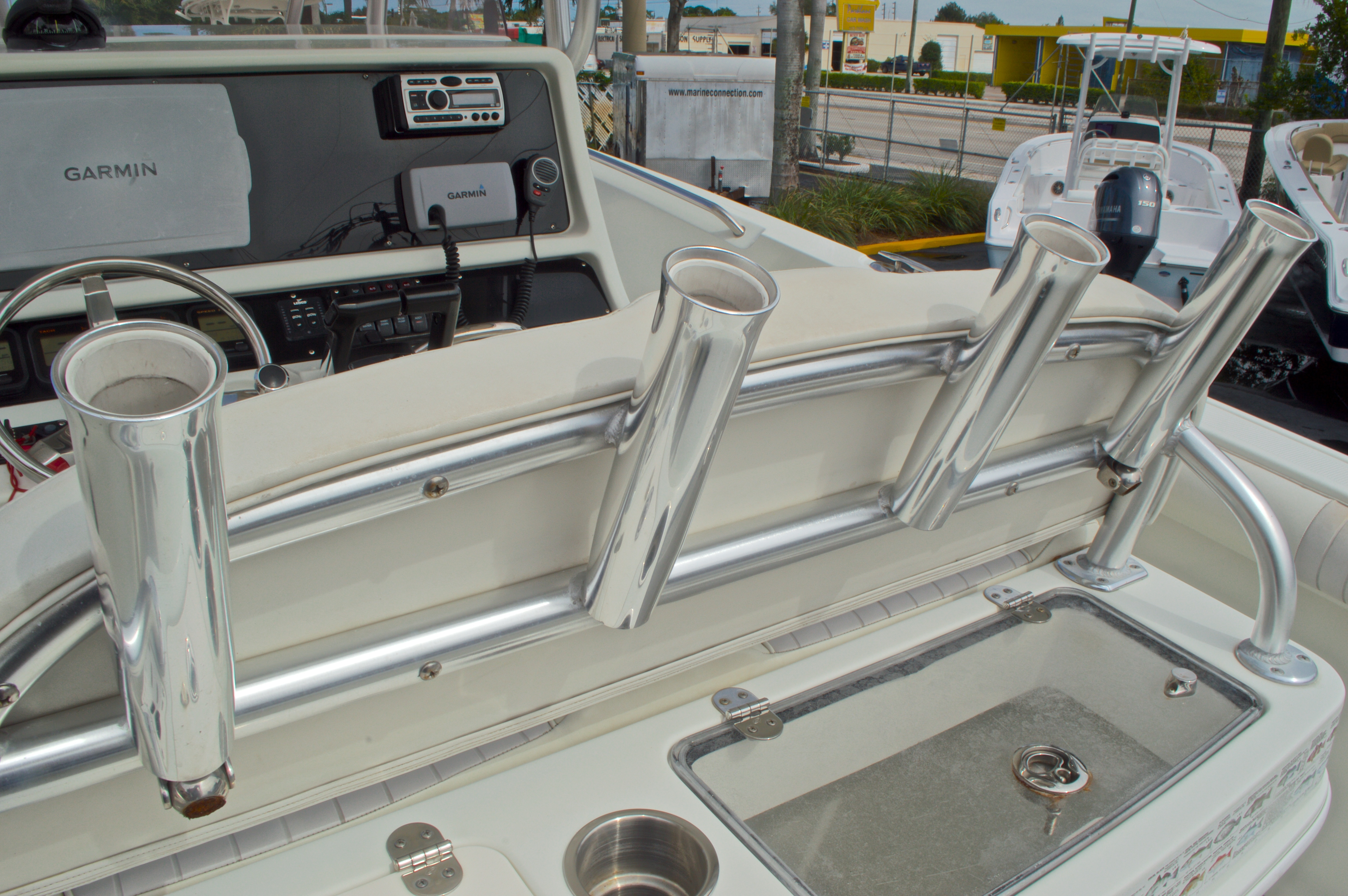 Thumbnail 21 for Used 2008 Sailfish 2660 CC Center Console boat for sale in West Palm Beach, FL