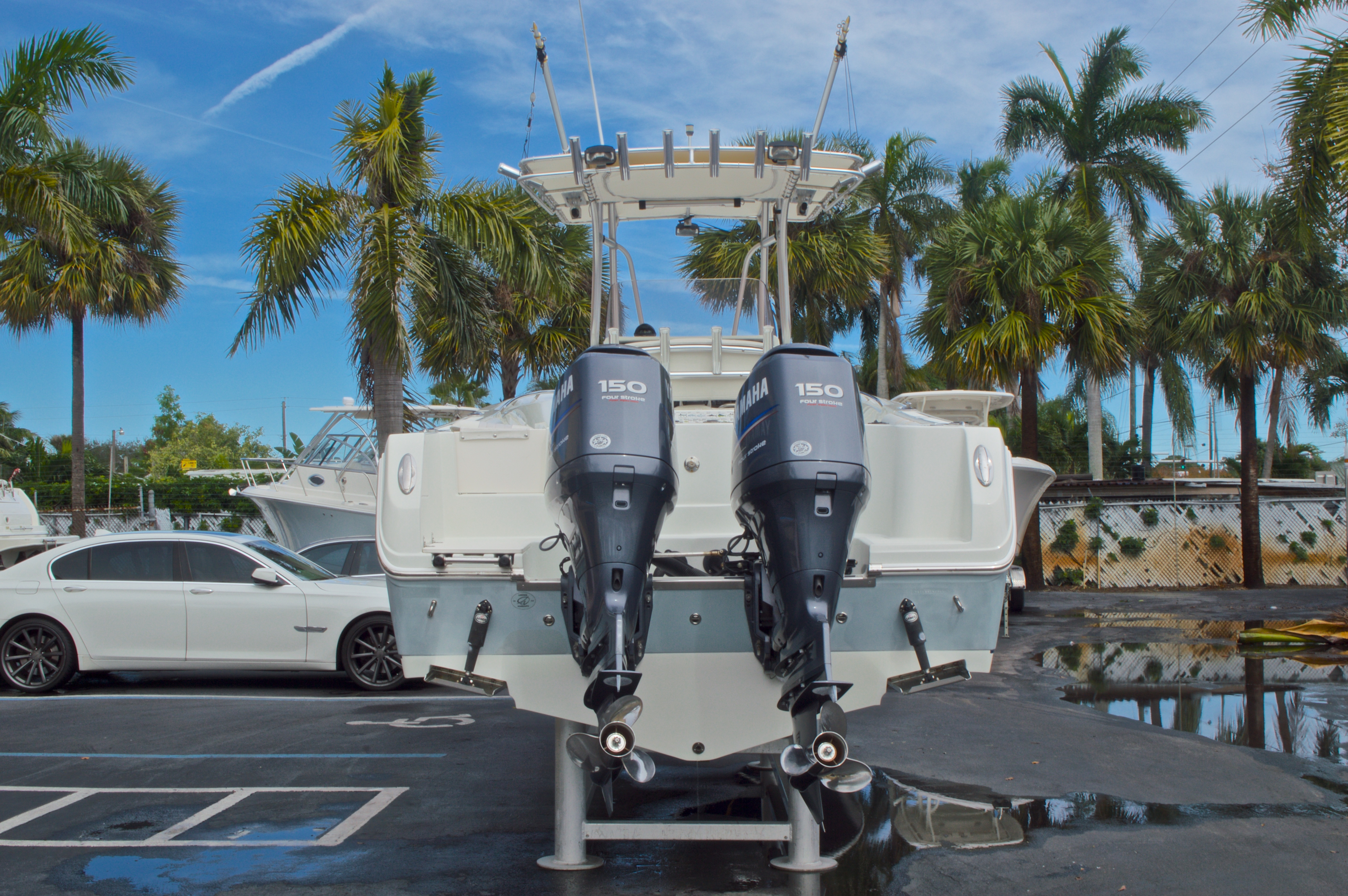 Thumbnail 7 for Used 2008 Sailfish 2660 CC Center Console boat for sale in West Palm Beach, FL