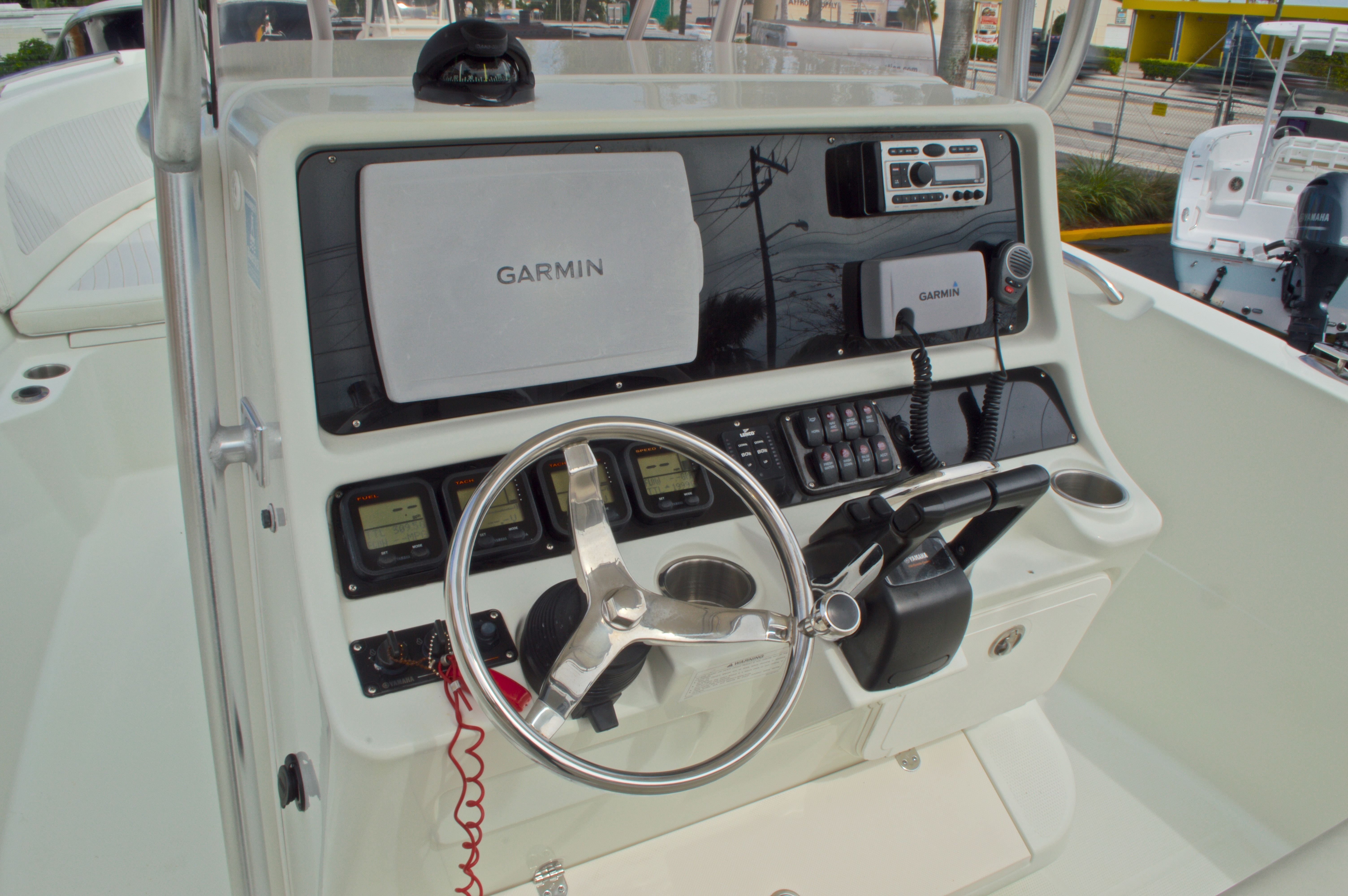 Thumbnail 27 for Used 2008 Sailfish 2660 CC Center Console boat for sale in West Palm Beach, FL