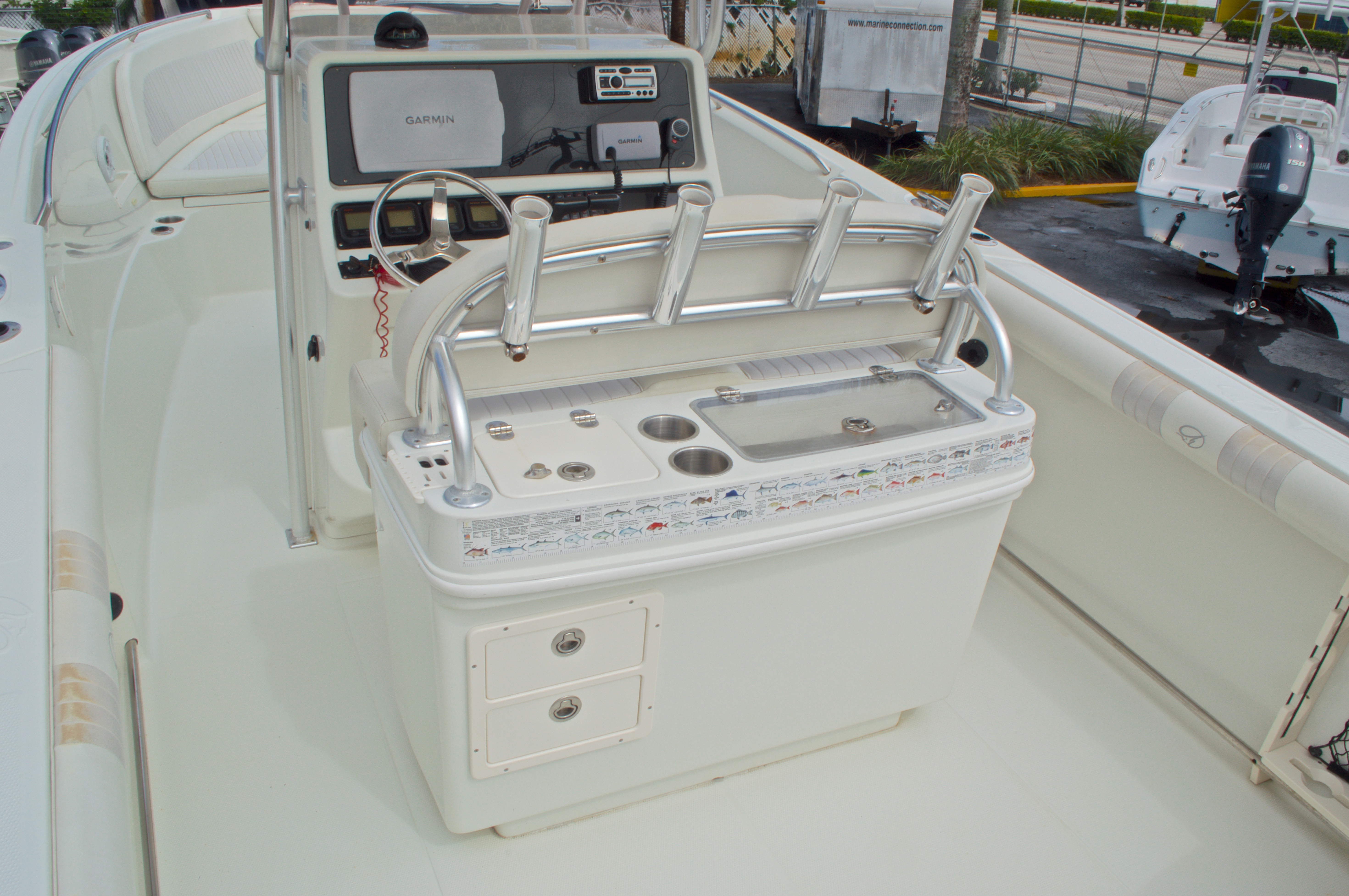 Thumbnail 11 for Used 2008 Sailfish 2660 CC Center Console boat for sale in West Palm Beach, FL