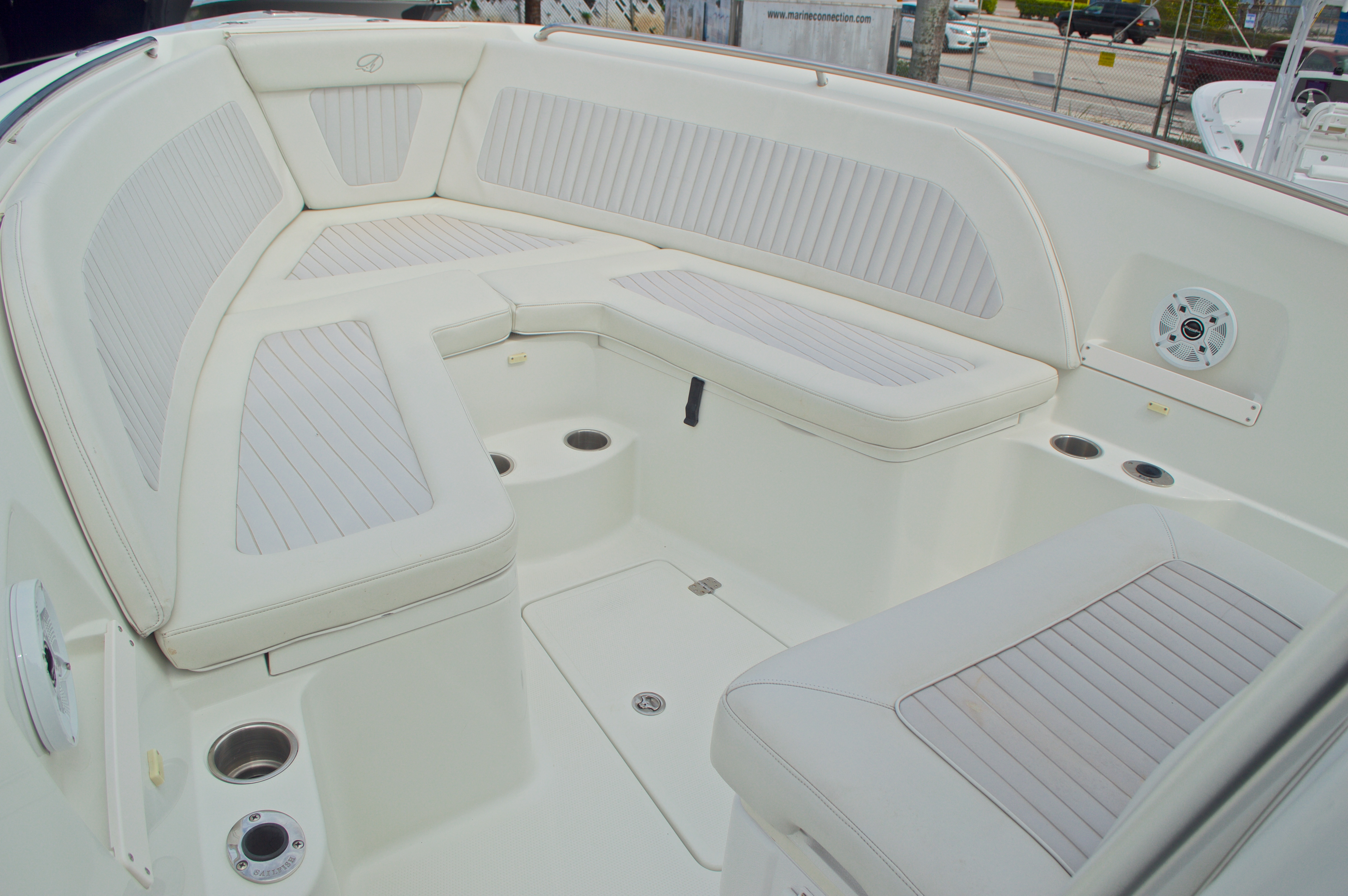 Thumbnail 43 for Used 2008 Sailfish 2660 CC Center Console boat for sale in West Palm Beach, FL