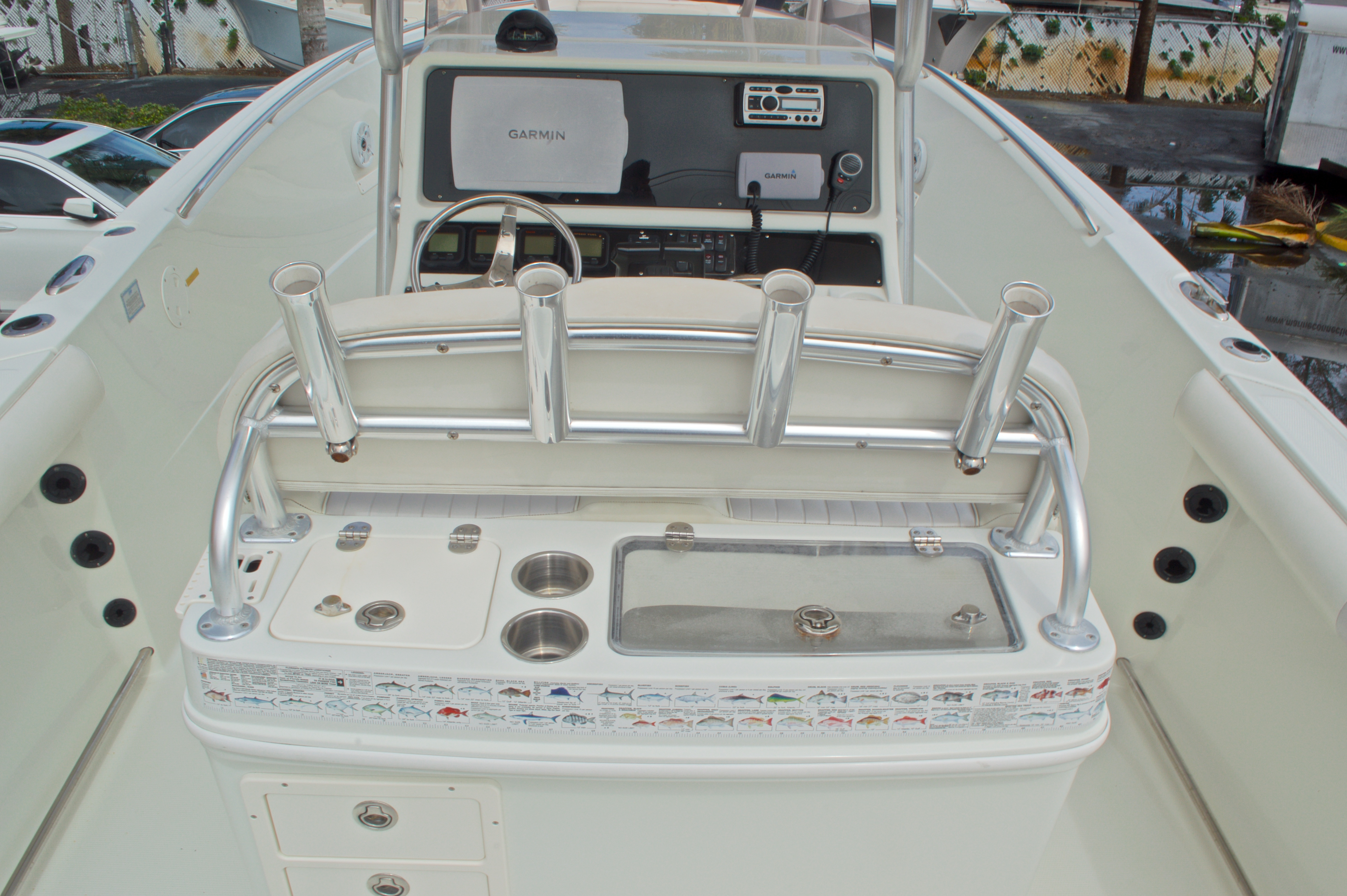 Thumbnail 10 for Used 2008 Sailfish 2660 CC Center Console boat for sale in West Palm Beach, FL