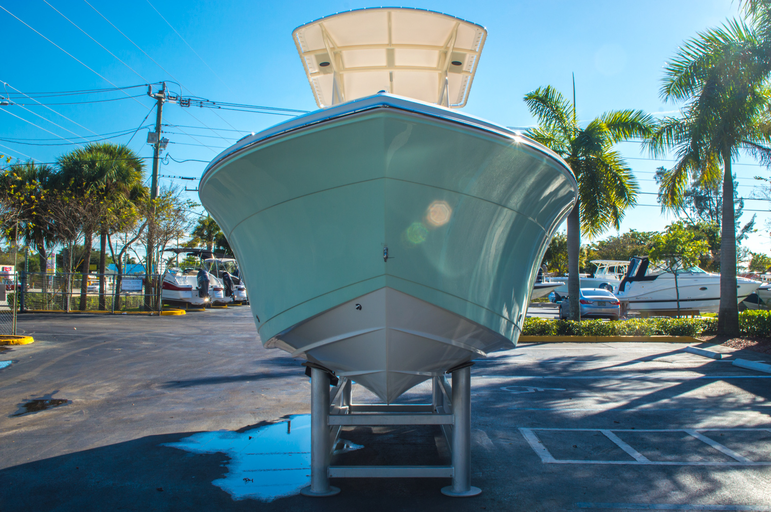 Thumbnail 2 for New 2016 Cobia 201 Center Console boat for sale in Miami, FL
