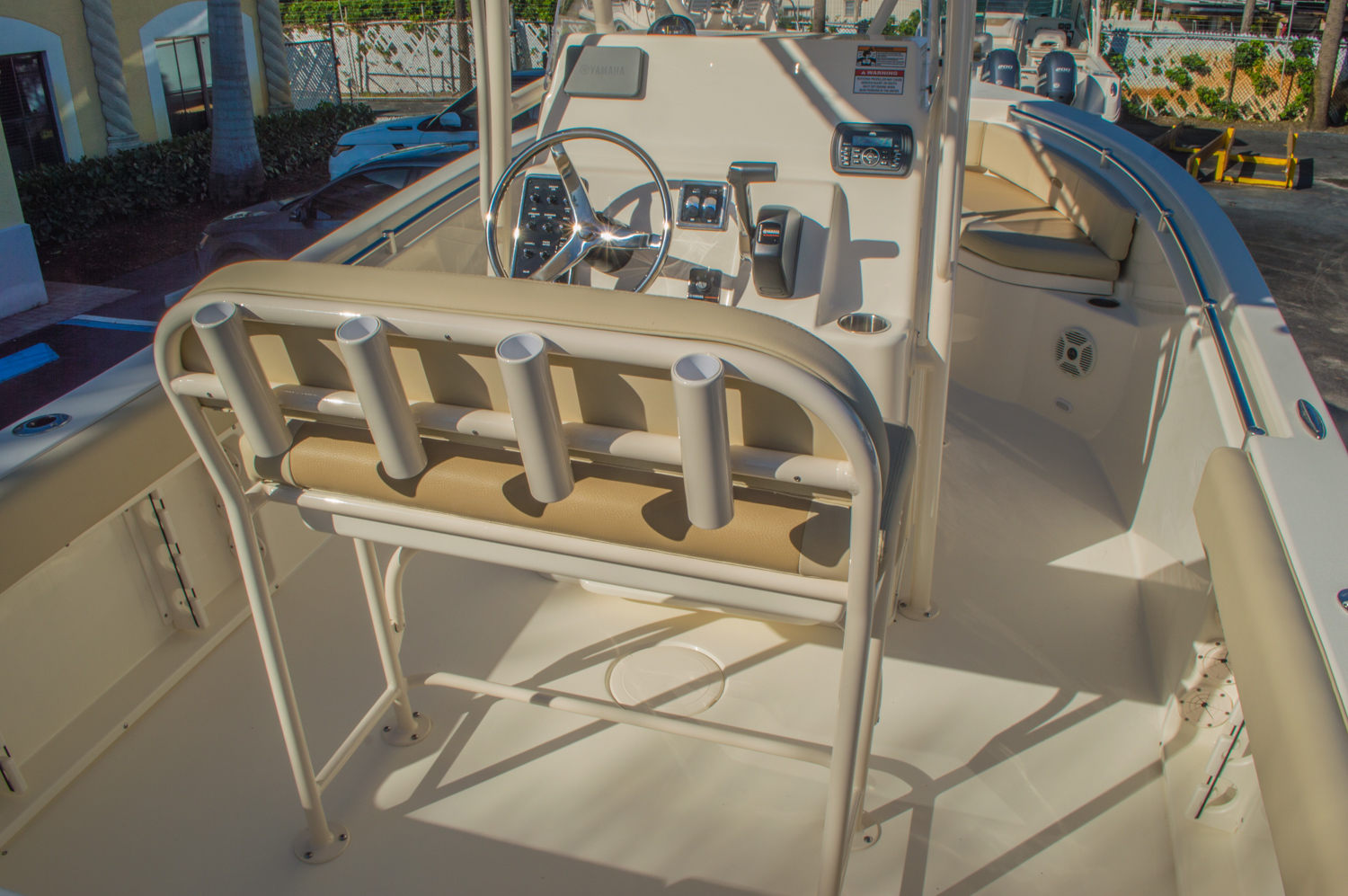 Thumbnail 9 for New 2016 Cobia 201 Center Console boat for sale in Miami, FL