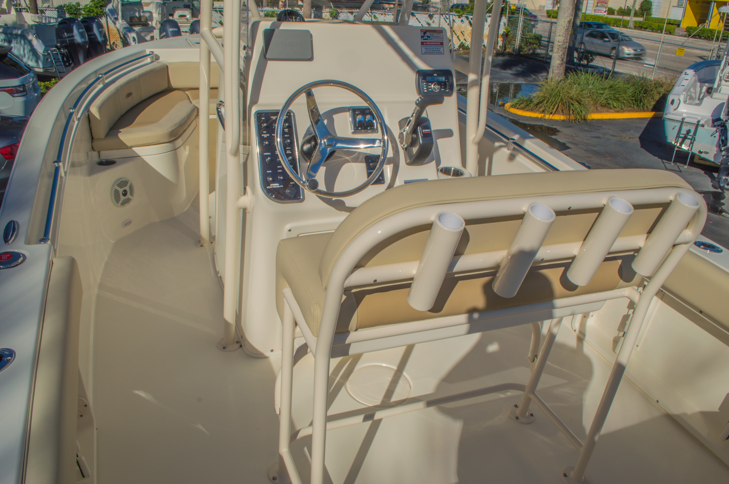 Thumbnail 10 for New 2016 Cobia 201 Center Console boat for sale in Miami, FL