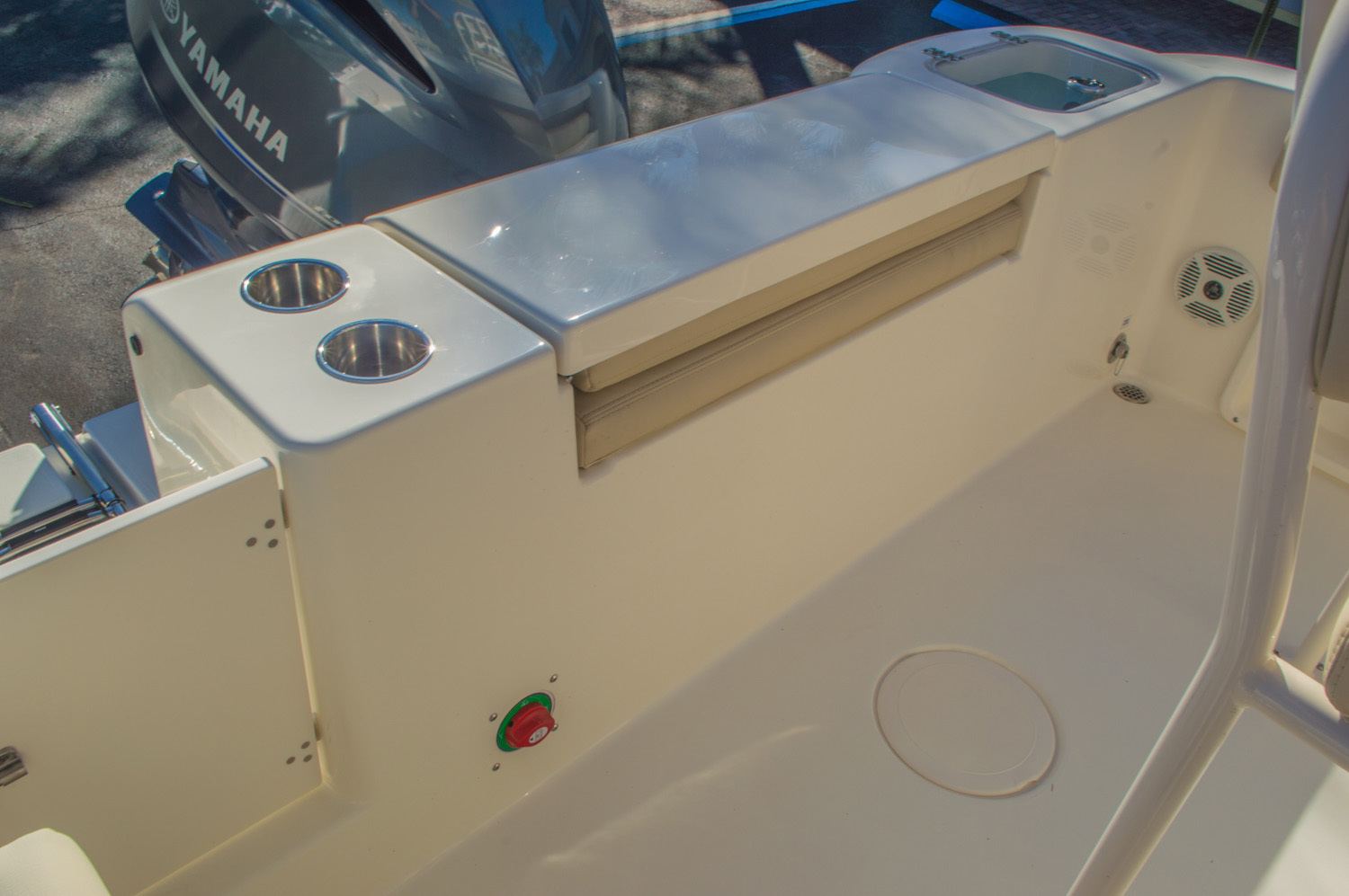 Thumbnail 11 for New 2016 Cobia 201 Center Console boat for sale in Miami, FL