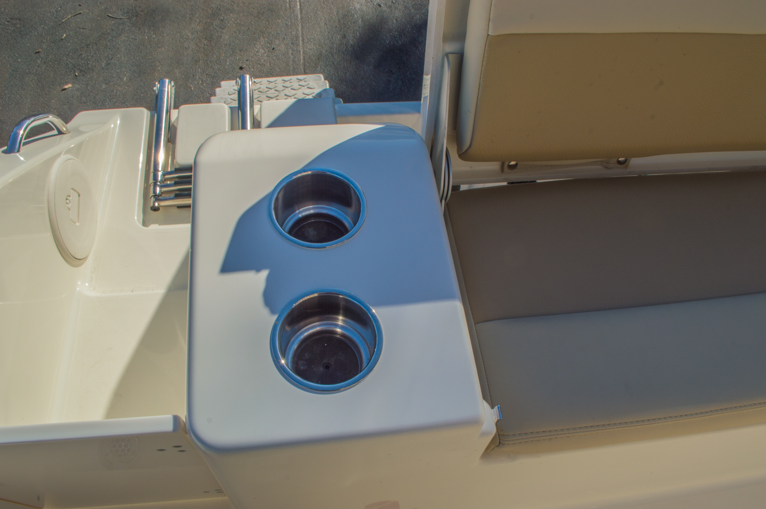 Thumbnail 14 for New 2016 Cobia 201 Center Console boat for sale in Miami, FL