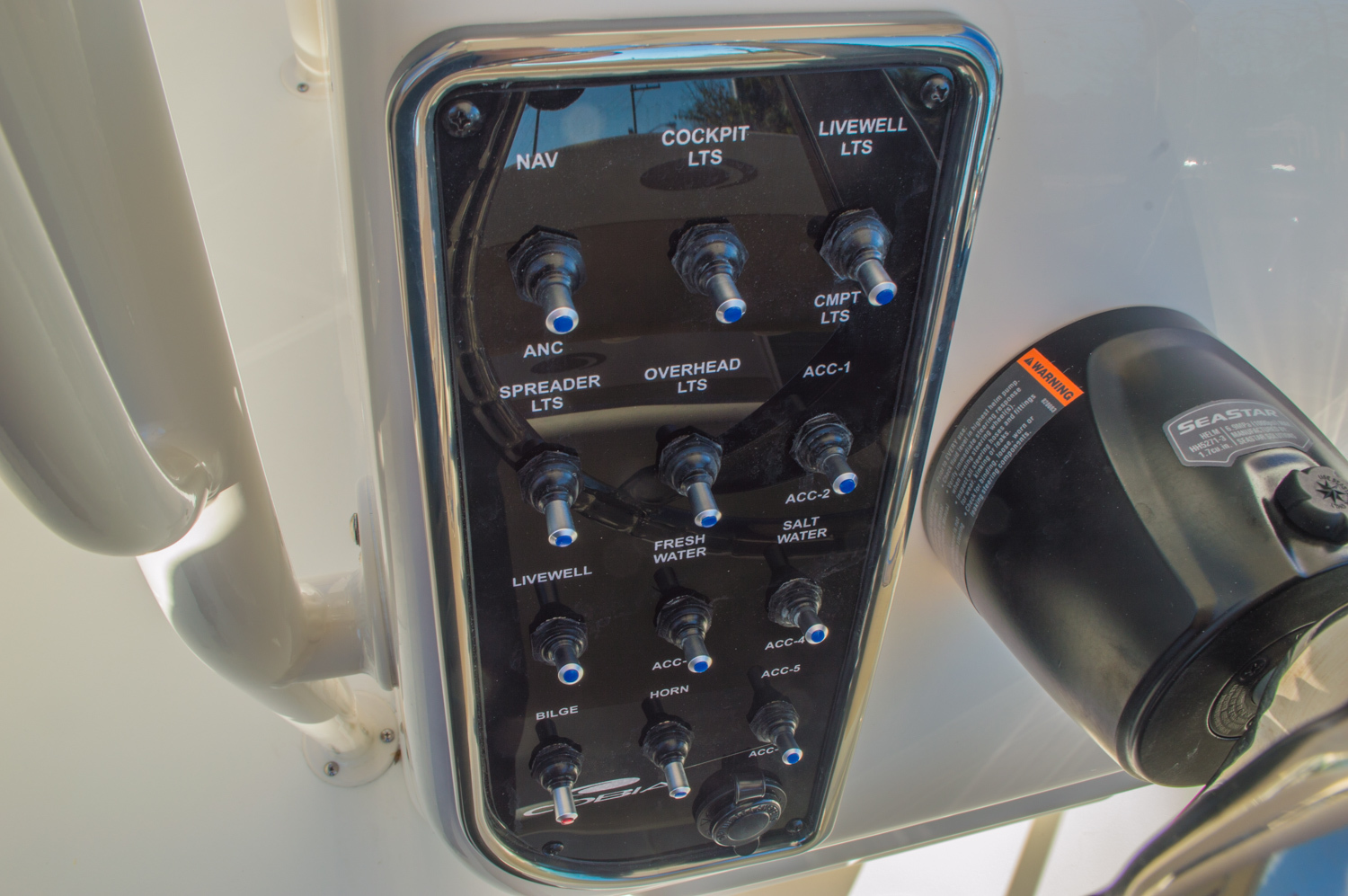 Thumbnail 24 for New 2016 Cobia 201 Center Console boat for sale in Miami, FL