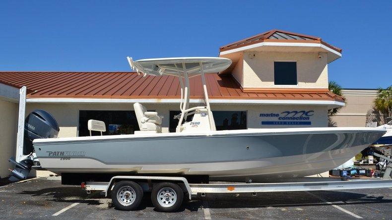 New 2016 Pathfinder 2600 HPS Bay Boat boat for sale in Vero Beach, FL