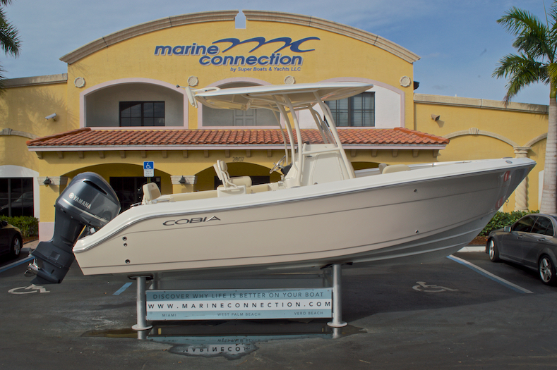 New 2016 Cobia 237 Center Console boat for sale in Miami, FL