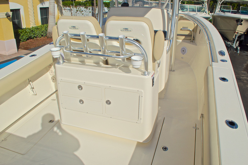 Thumbnail 11 for New 2016 Cobia 277 Center Console boat for sale in West Palm Beach, FL