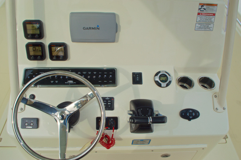 Thumbnail 40 for Used 2013 Cobia 296 Center Console boat for sale in West Palm Beach, FL