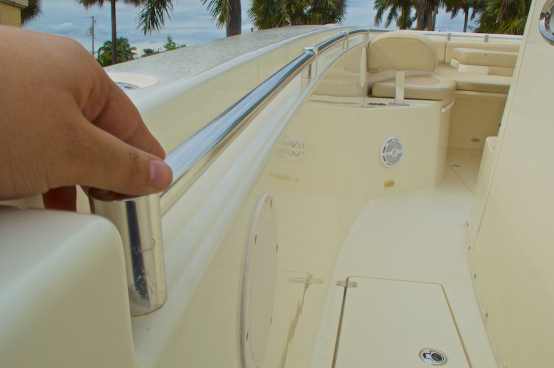 Thumbnail 61 for Used 2013 Cobia 296 Center Console boat for sale in West Palm Beach, FL