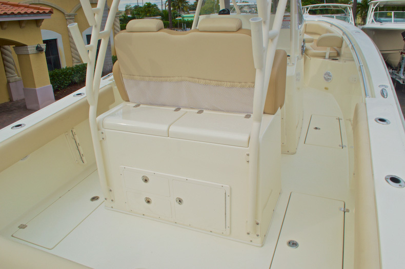 Thumbnail 19 for Used 2013 Cobia 296 Center Console boat for sale in West Palm Beach, FL