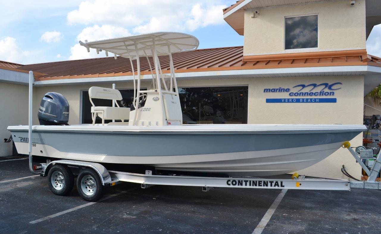 New 2016 Pathfinder 2200 TRS Bay Boat boat for sale in Vero Beach, FL