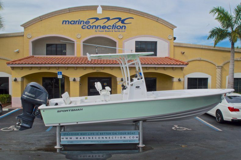New 2015 Sportsman Masters 247 Bay Boat boat for sale in West Palm Beach, FL