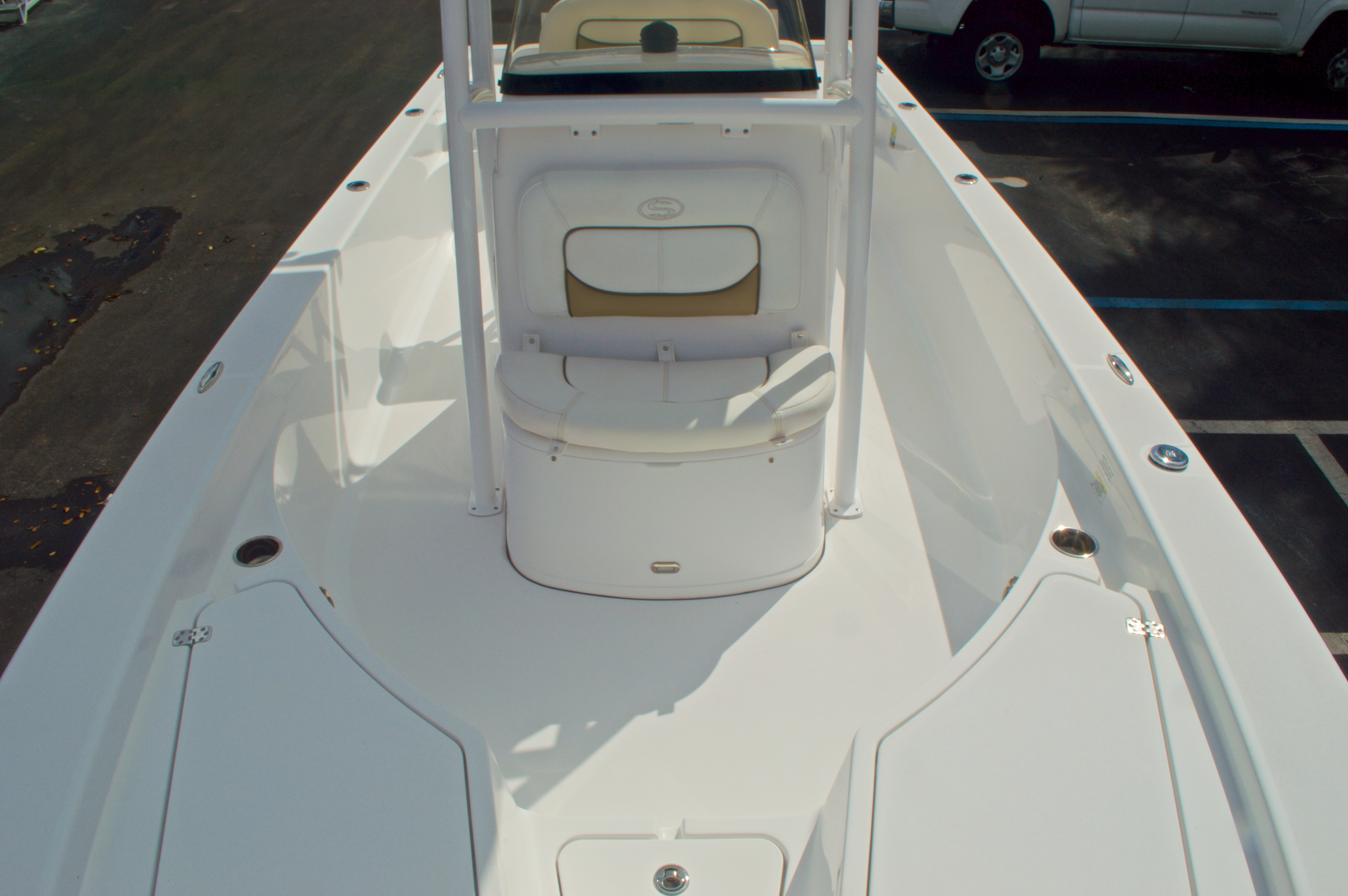 Thumbnail 51 for New 2014 Sportsman Masters 247 Bay Boat boat for sale in West Palm Beach, FL