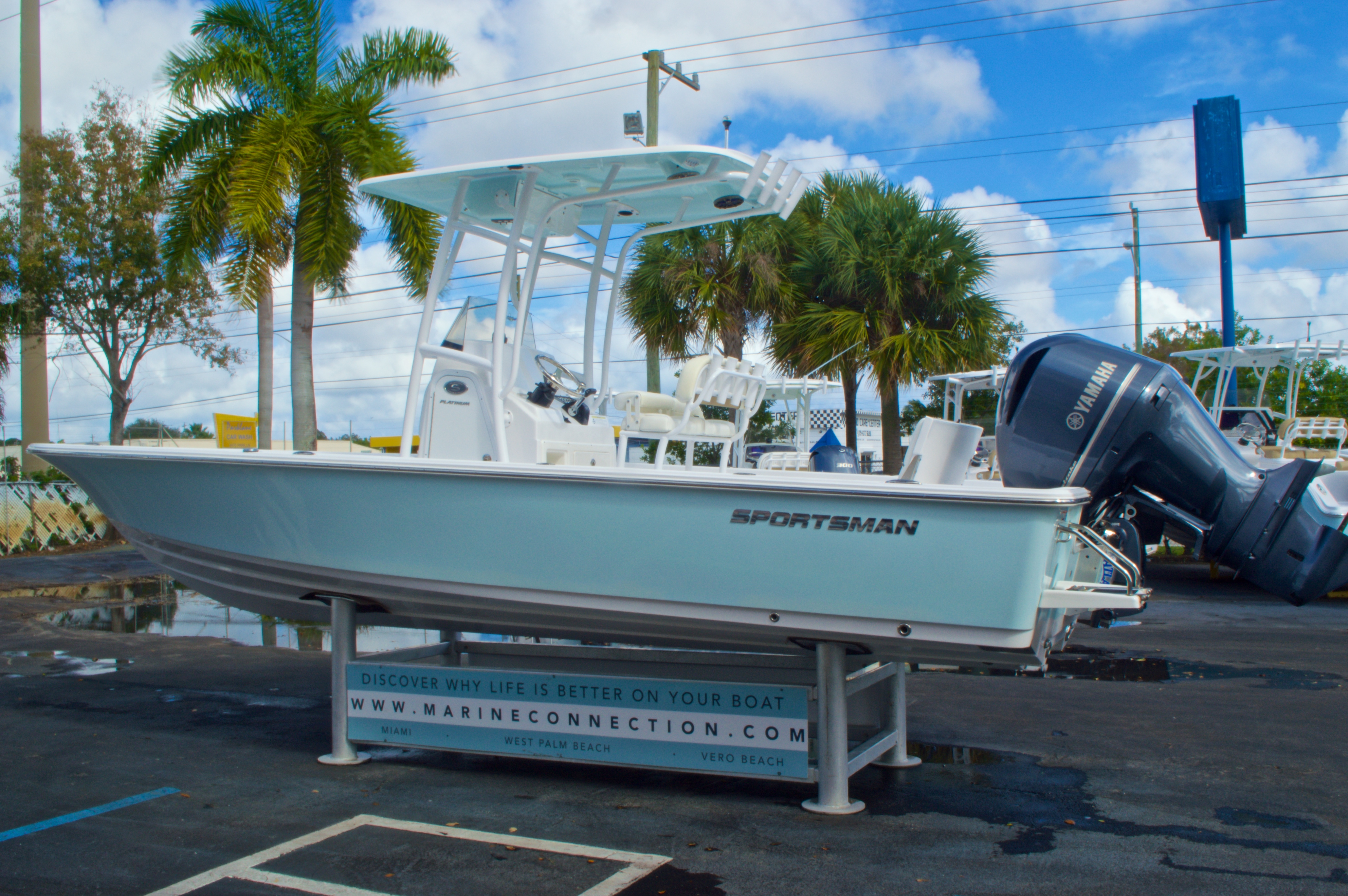 Thumbnail 4 for New 2014 Sportsman Masters 247 Bay Boat boat for sale in West Palm Beach, FL