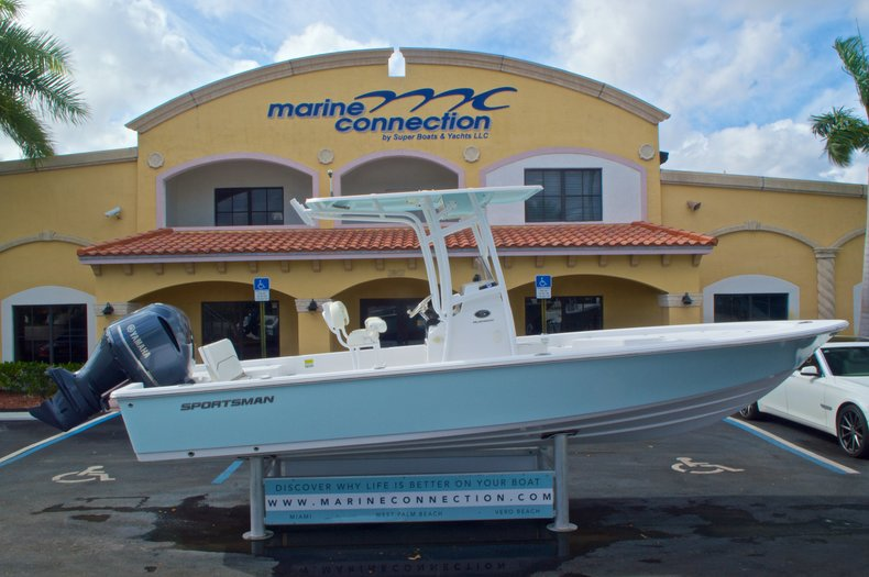New 2014 Sportsman Masters 247 Bay Boat boat for sale in West Palm Beach, FL