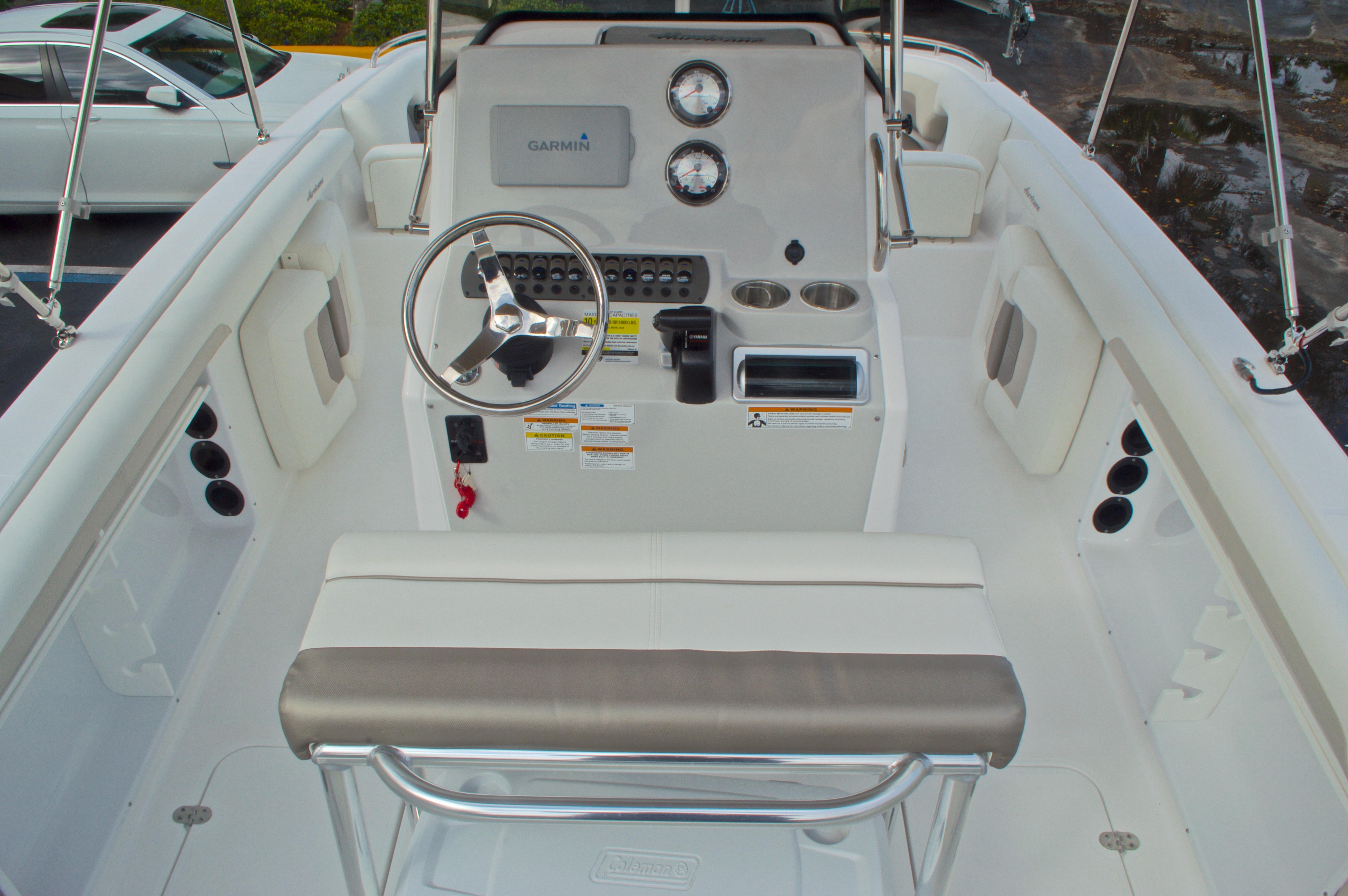 Thumbnail 10 for New 2016 Hurricane CC21 Center Console boat for sale in Vero Beach, FL