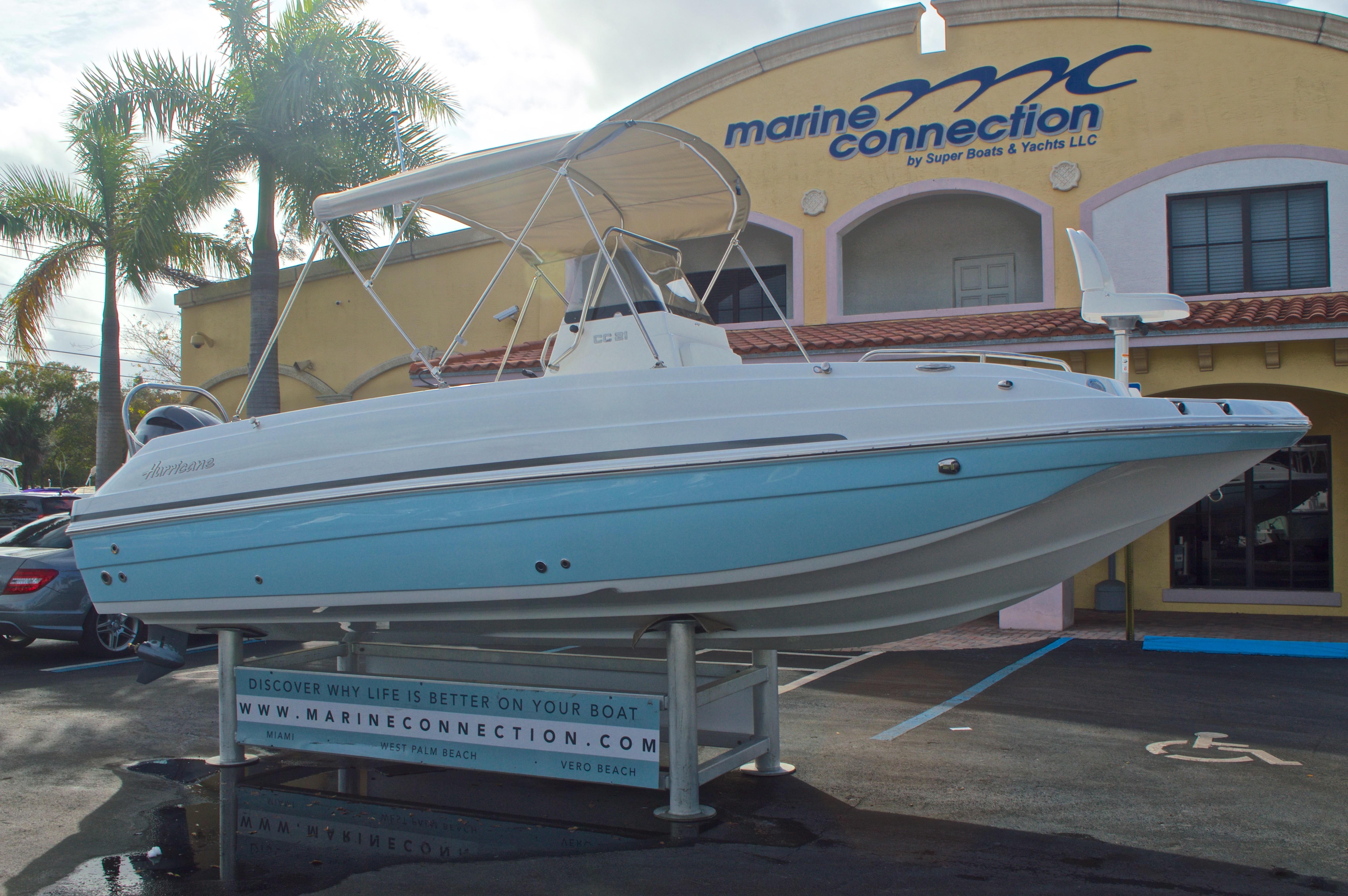Thumbnail 1 for New 2016 Hurricane CC21 Center Console boat for sale in Vero Beach, FL