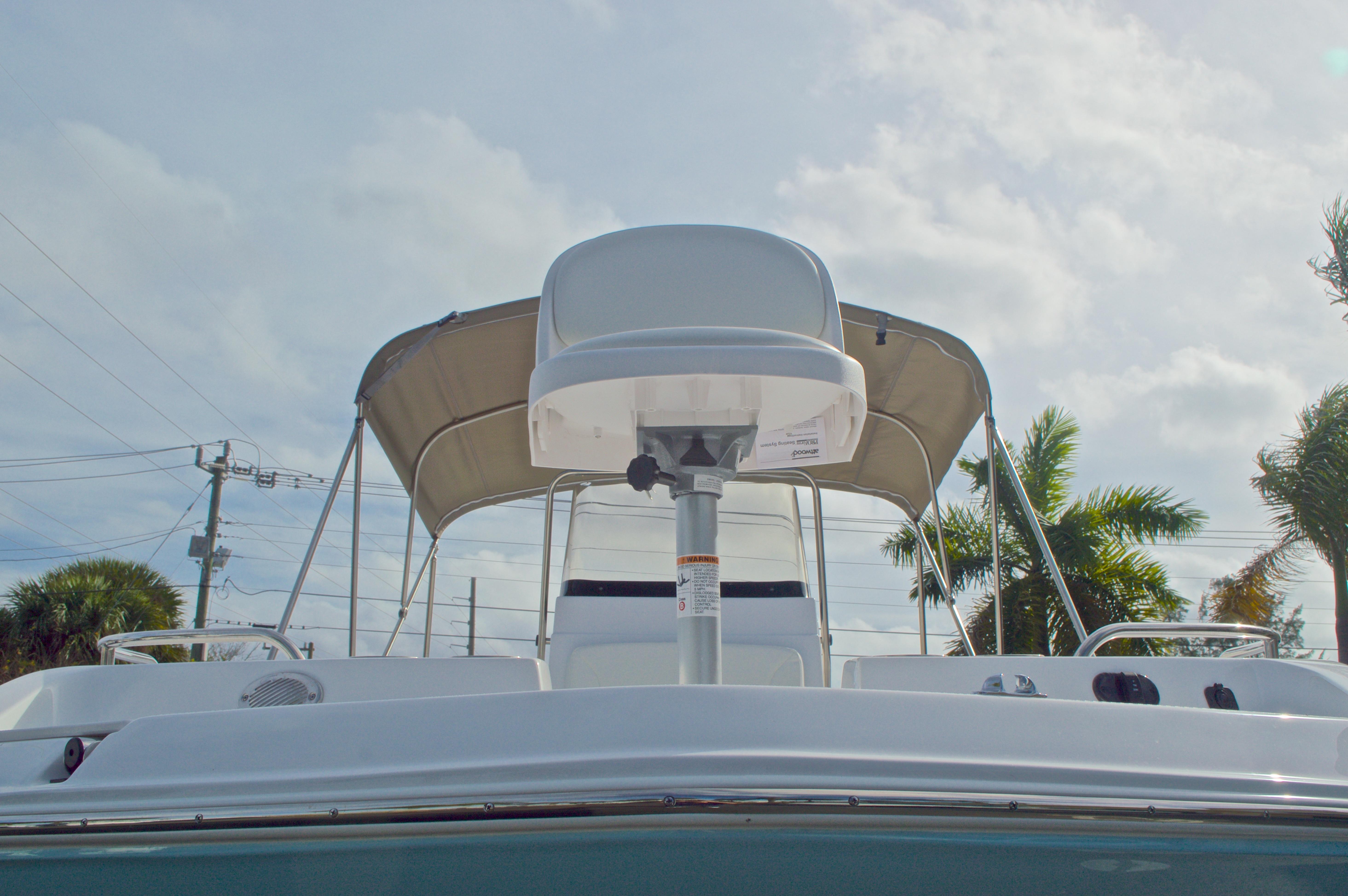 Thumbnail 4 for New 2016 Hurricane CC21 Center Console boat for sale in Vero Beach, FL