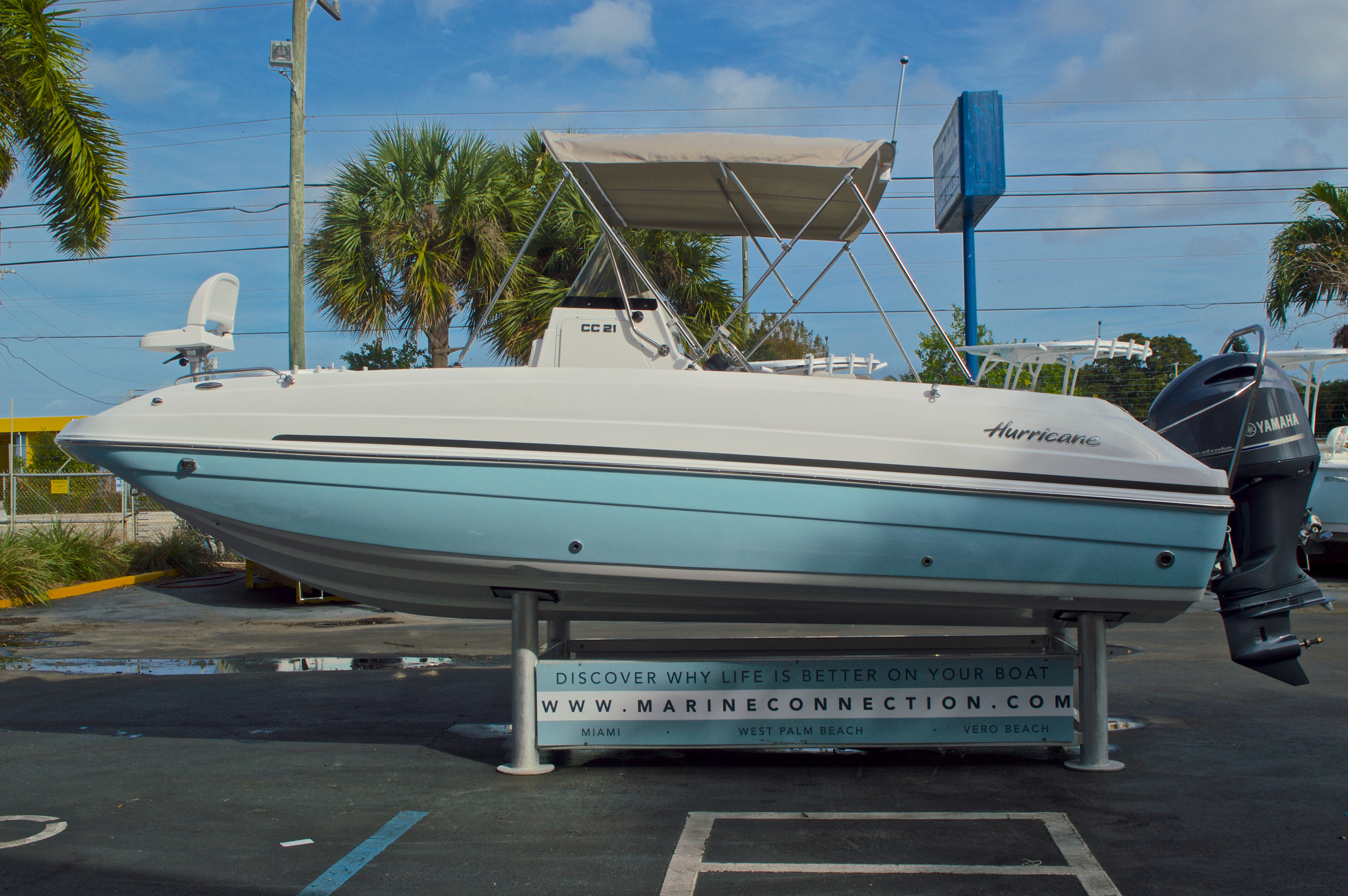 Thumbnail 6 for New 2016 Hurricane CC21 Center Console boat for sale in Vero Beach, FL