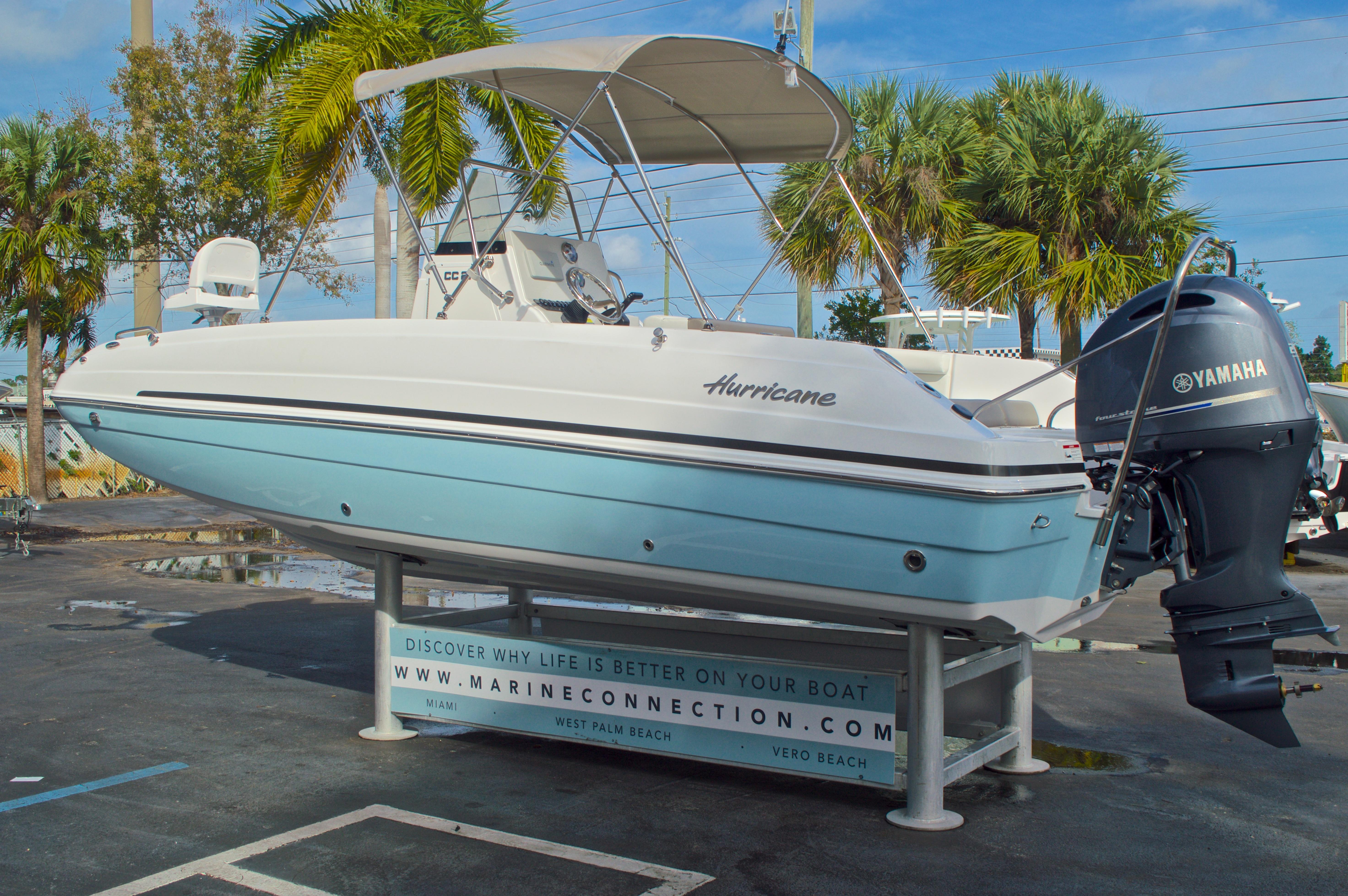 Thumbnail 7 for New 2016 Hurricane CC21 Center Console boat for sale in Vero Beach, FL