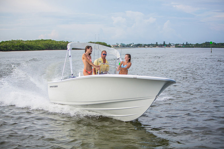 New 2016 Sportsman 19 Island Reef boat for sale in Vero Beach, FL