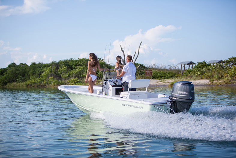 Thumbnail 11 for New 2016 Sportsman 18 Island Bay boat for sale in Miami, FL