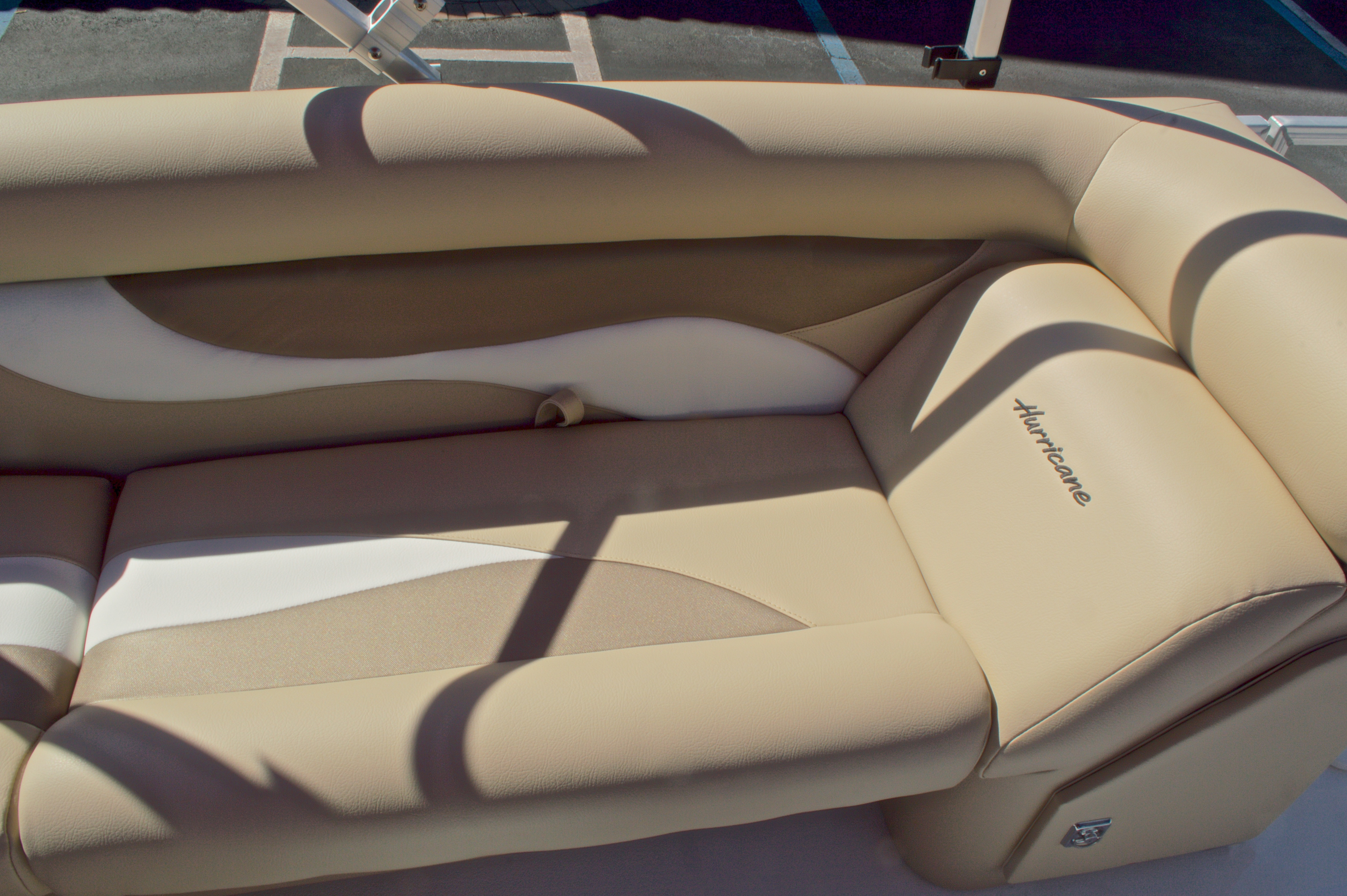 Thumbnail 26 for New 2016 Hurricane Fundeck FD 196 OB boat for sale in Vero Beach, FL
