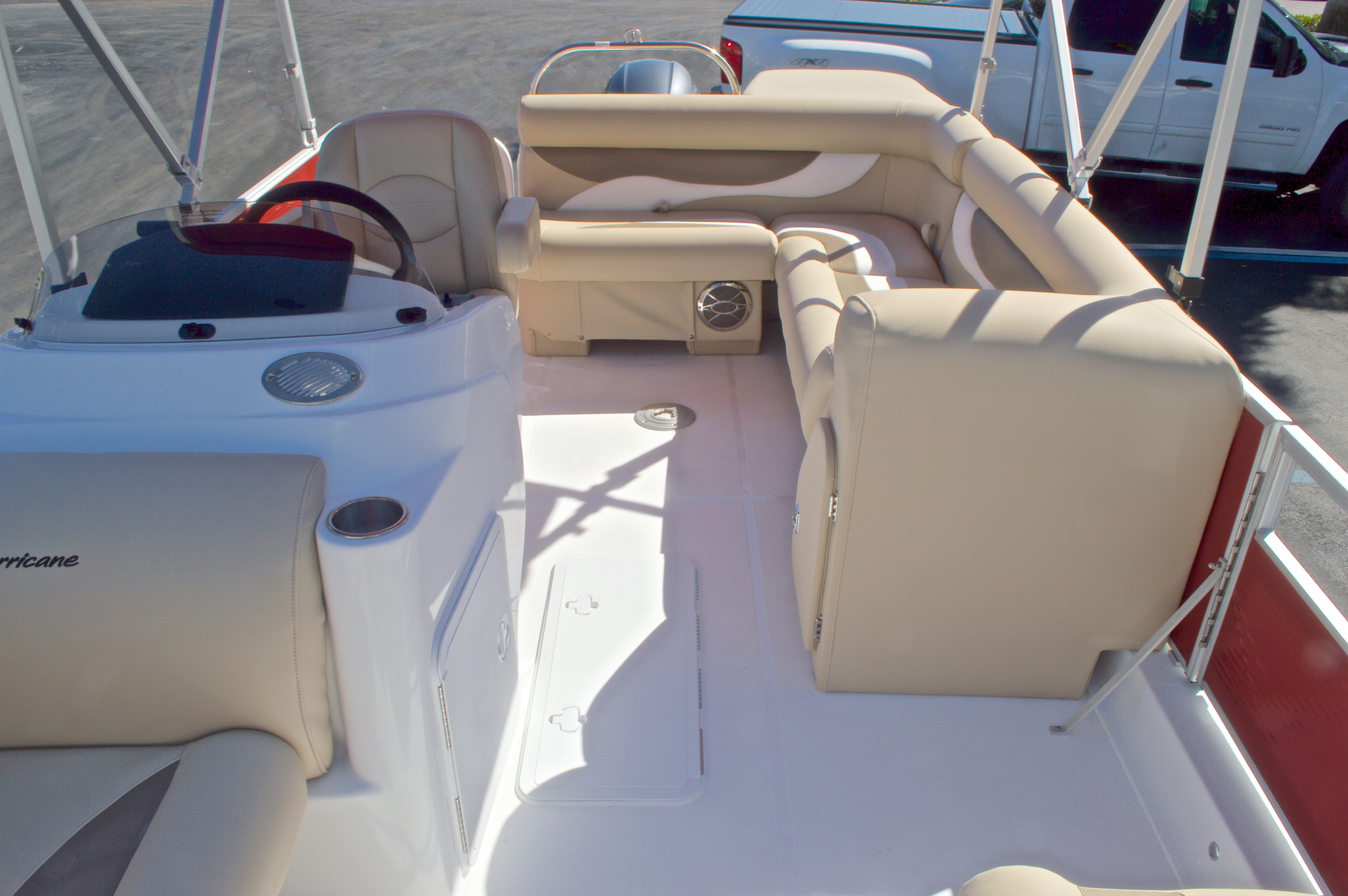 Thumbnail 57 for New 2016 Hurricane Fundeck FD 196 OB boat for sale in Vero Beach, FL