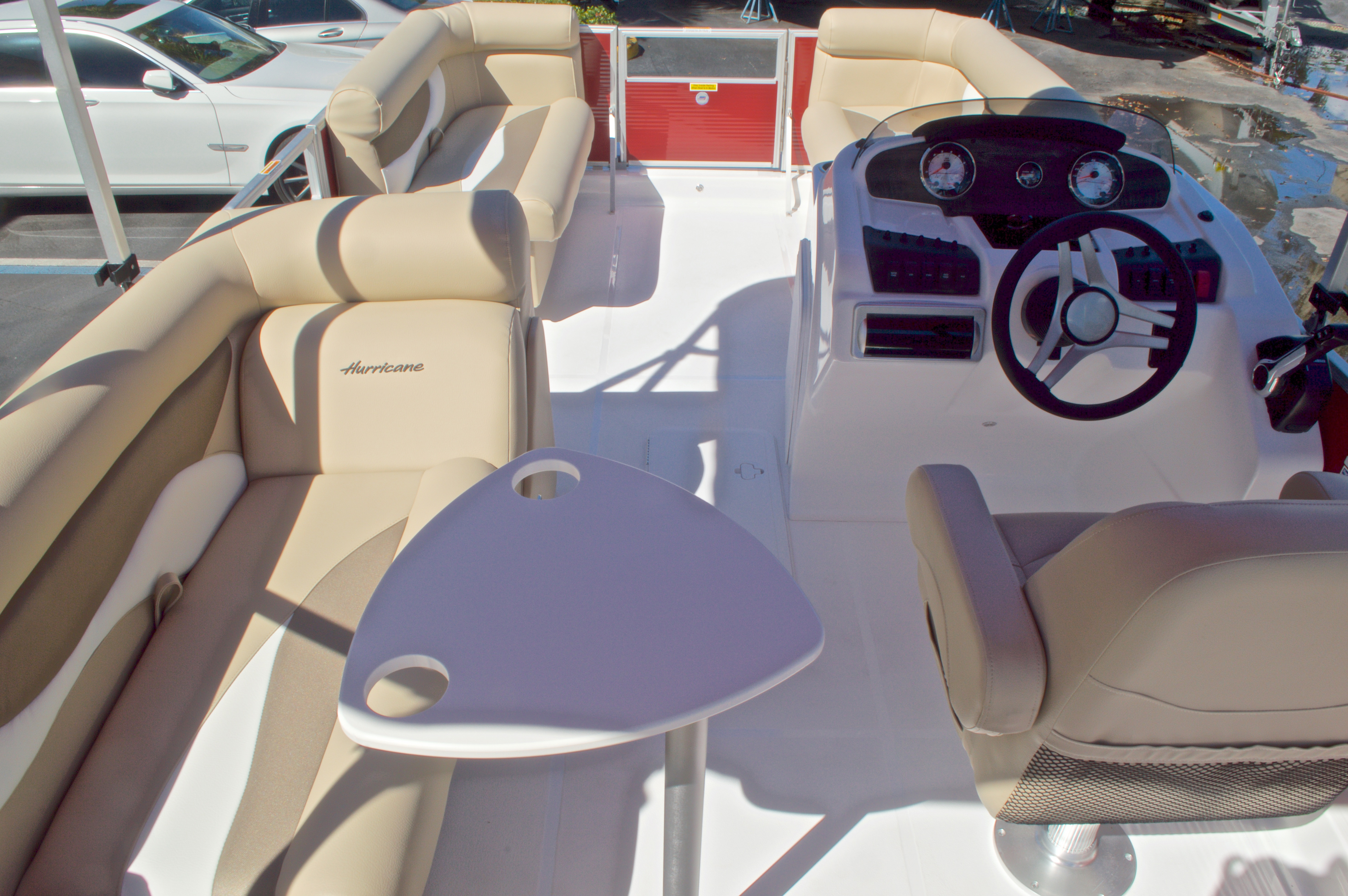 Thumbnail 19 for New 2016 Hurricane Fundeck FD 196 OB boat for sale in Vero Beach, FL