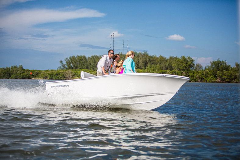 New 2016 Sportsman 17 Island Reef boat for sale in Miami, FL
