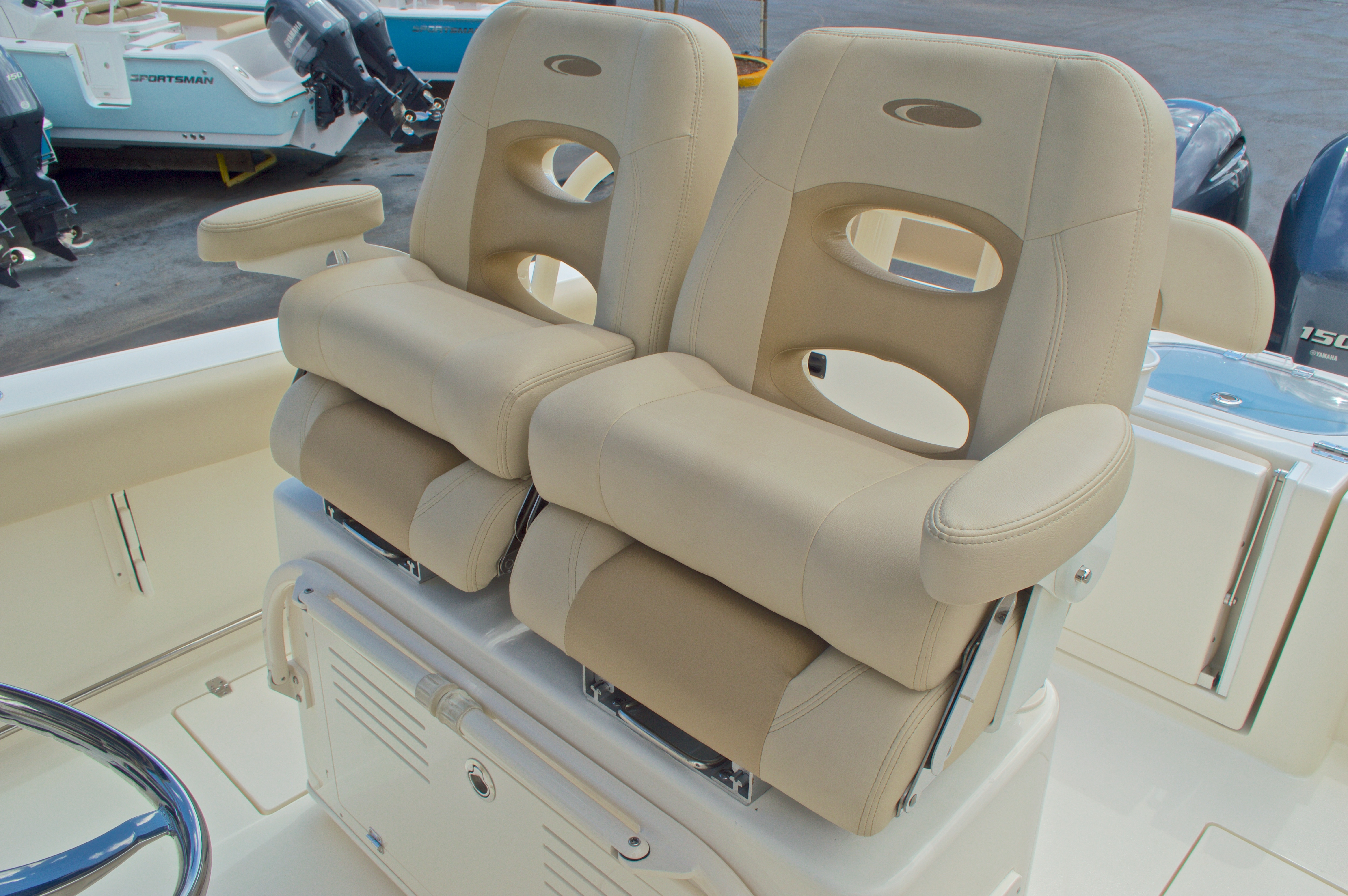 Thumbnail 34 for New 2016 Cobia 261 Center Console boat for sale in West Palm Beach, FL