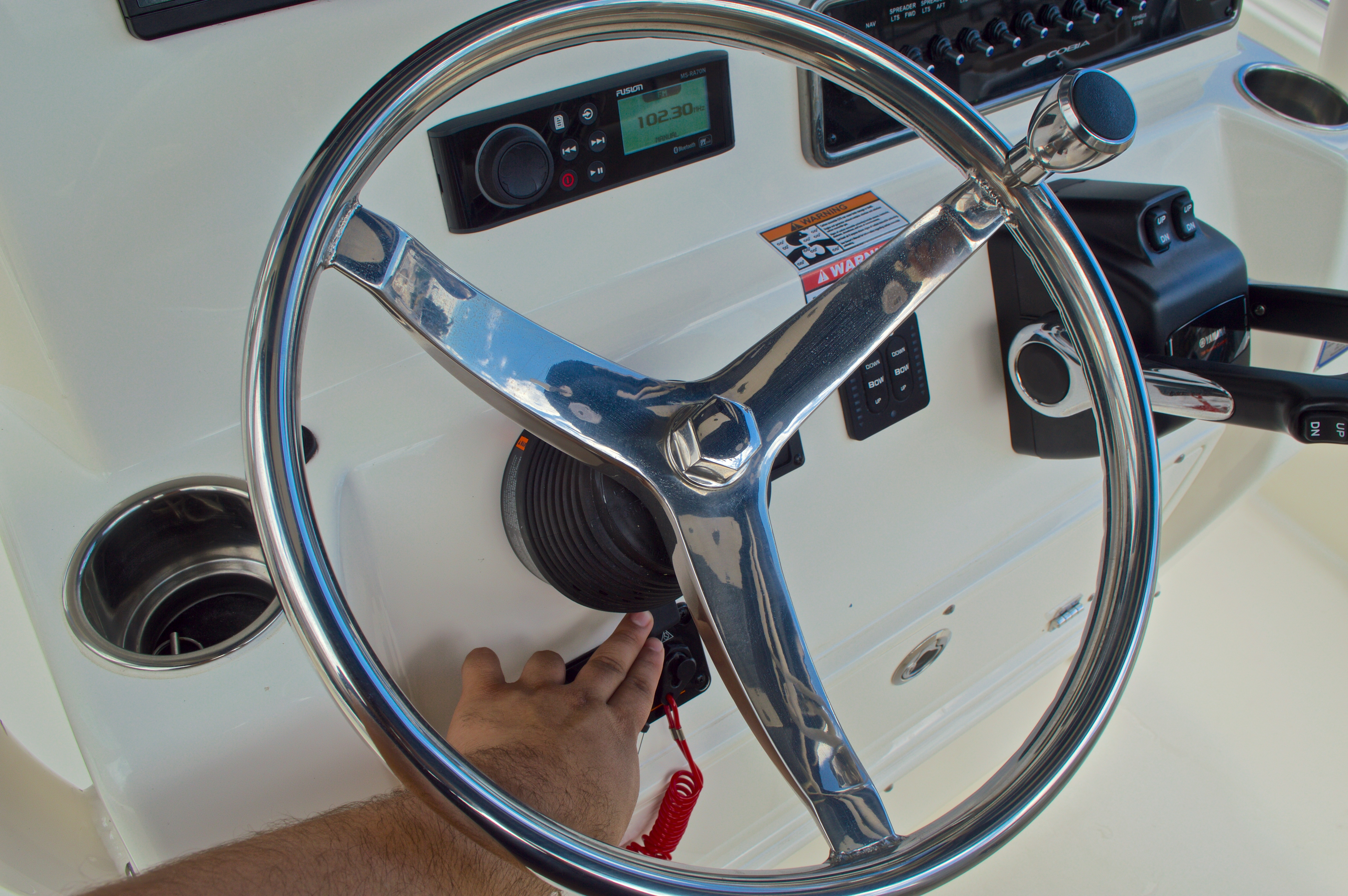 Thumbnail 48 for New 2016 Cobia 261 Center Console boat for sale in West Palm Beach, FL