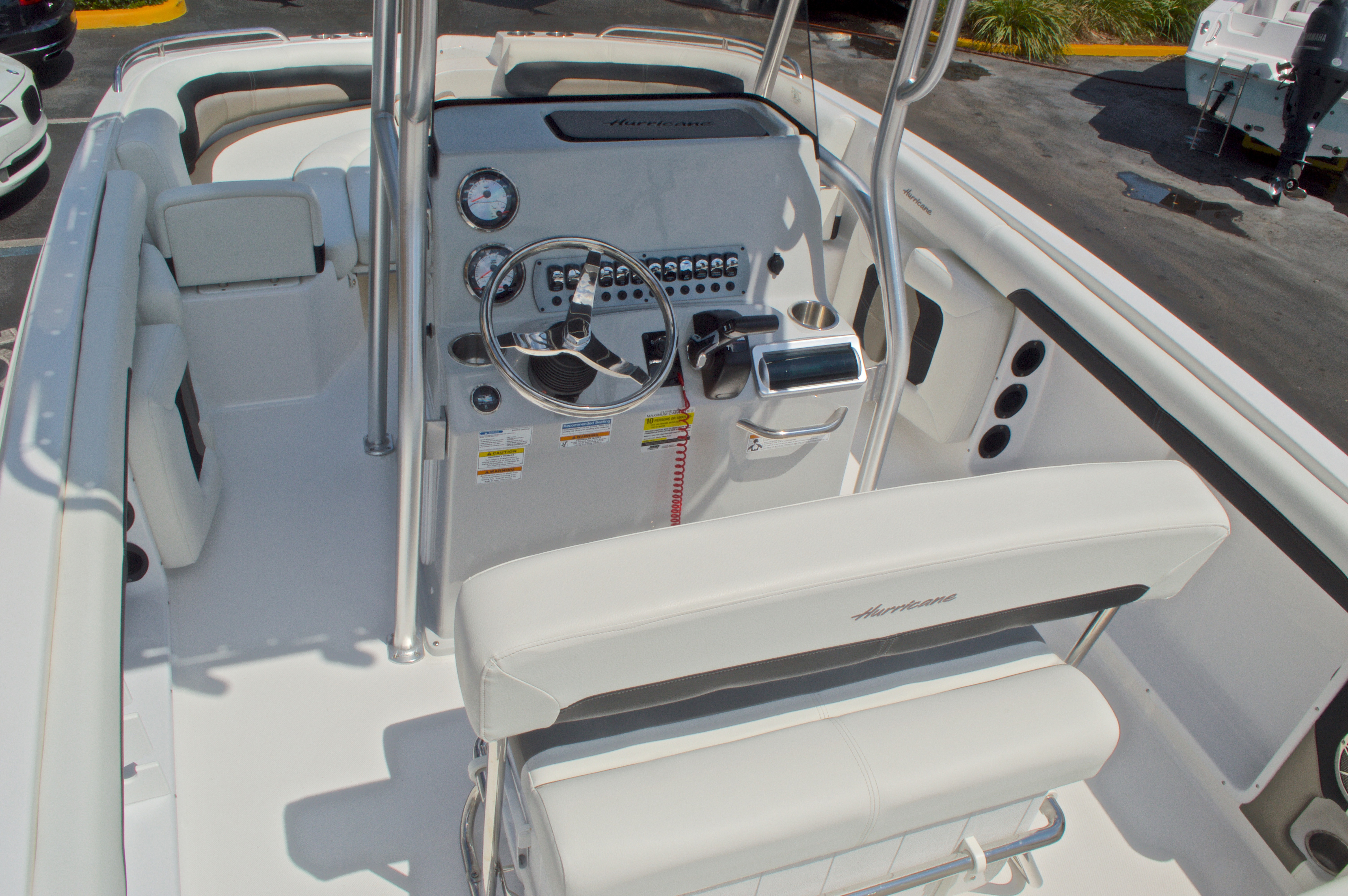 Thumbnail 12 for New 2016 Hurricane CC19 Center Console boat for sale in West Palm Beach, FL