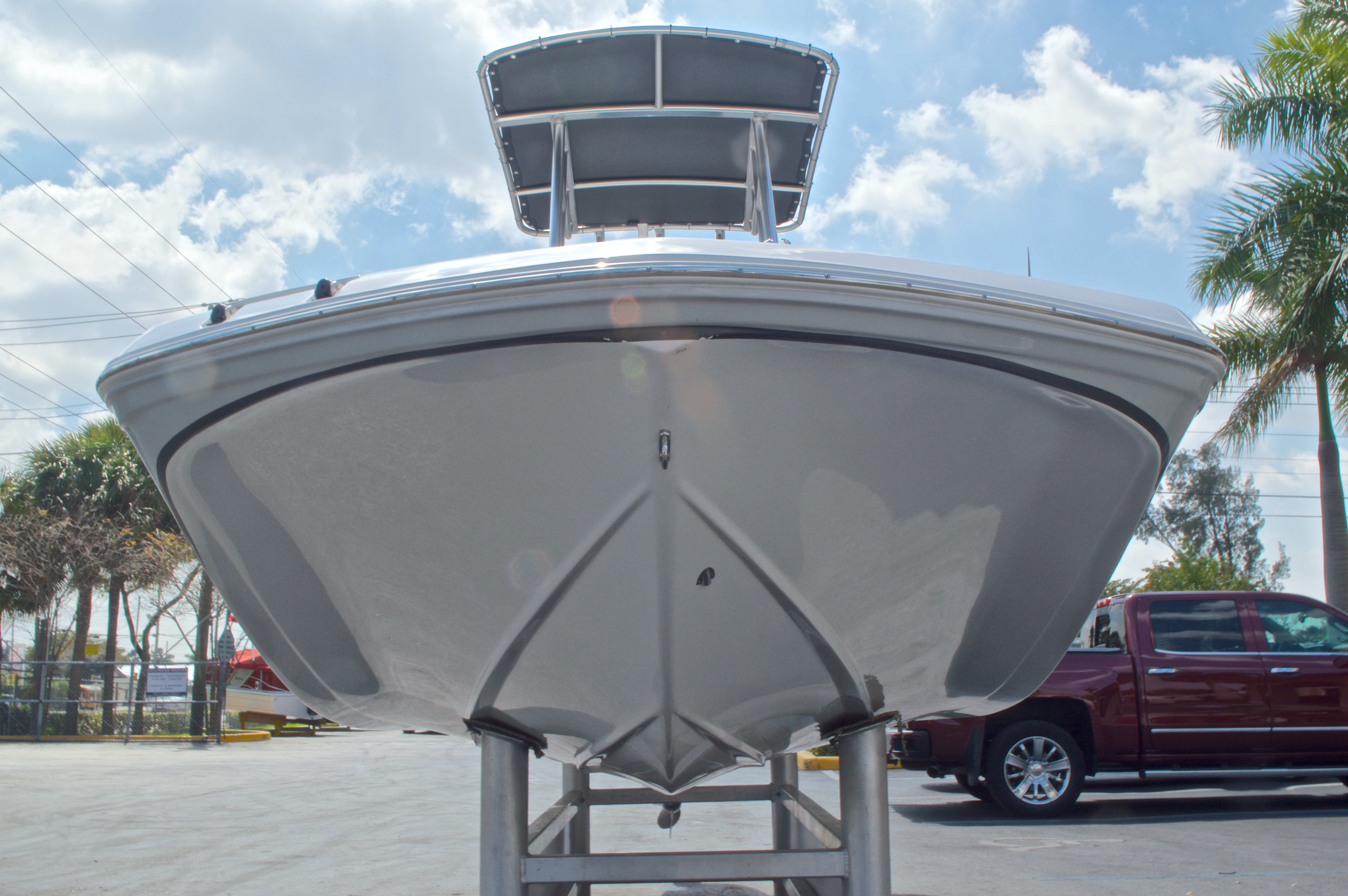 Thumbnail 3 for New 2016 Hurricane CC19 Center Console boat for sale in West Palm Beach, FL