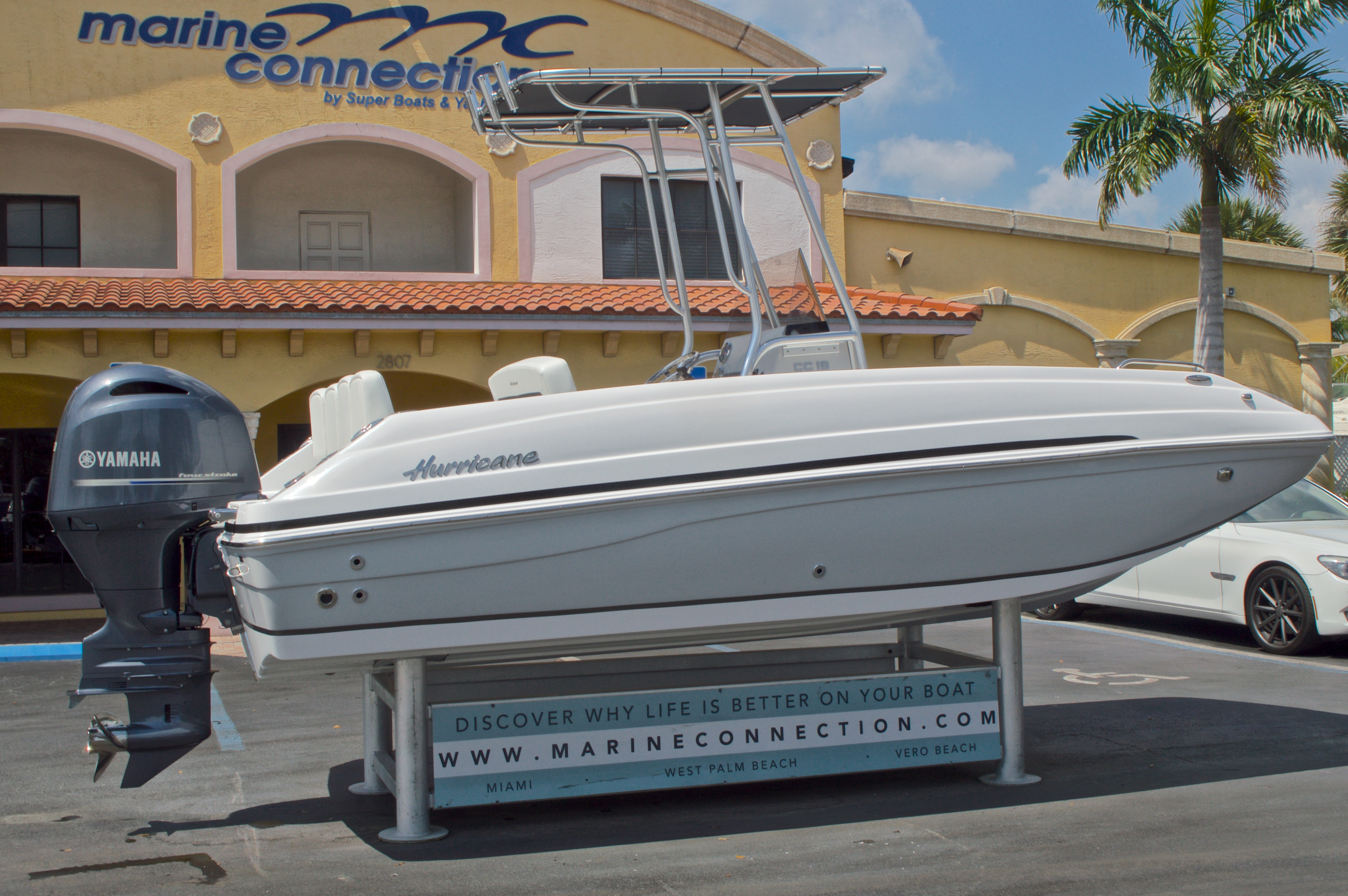 Thumbnail 8 for New 2016 Hurricane CC19 Center Console boat for sale in West Palm Beach, FL