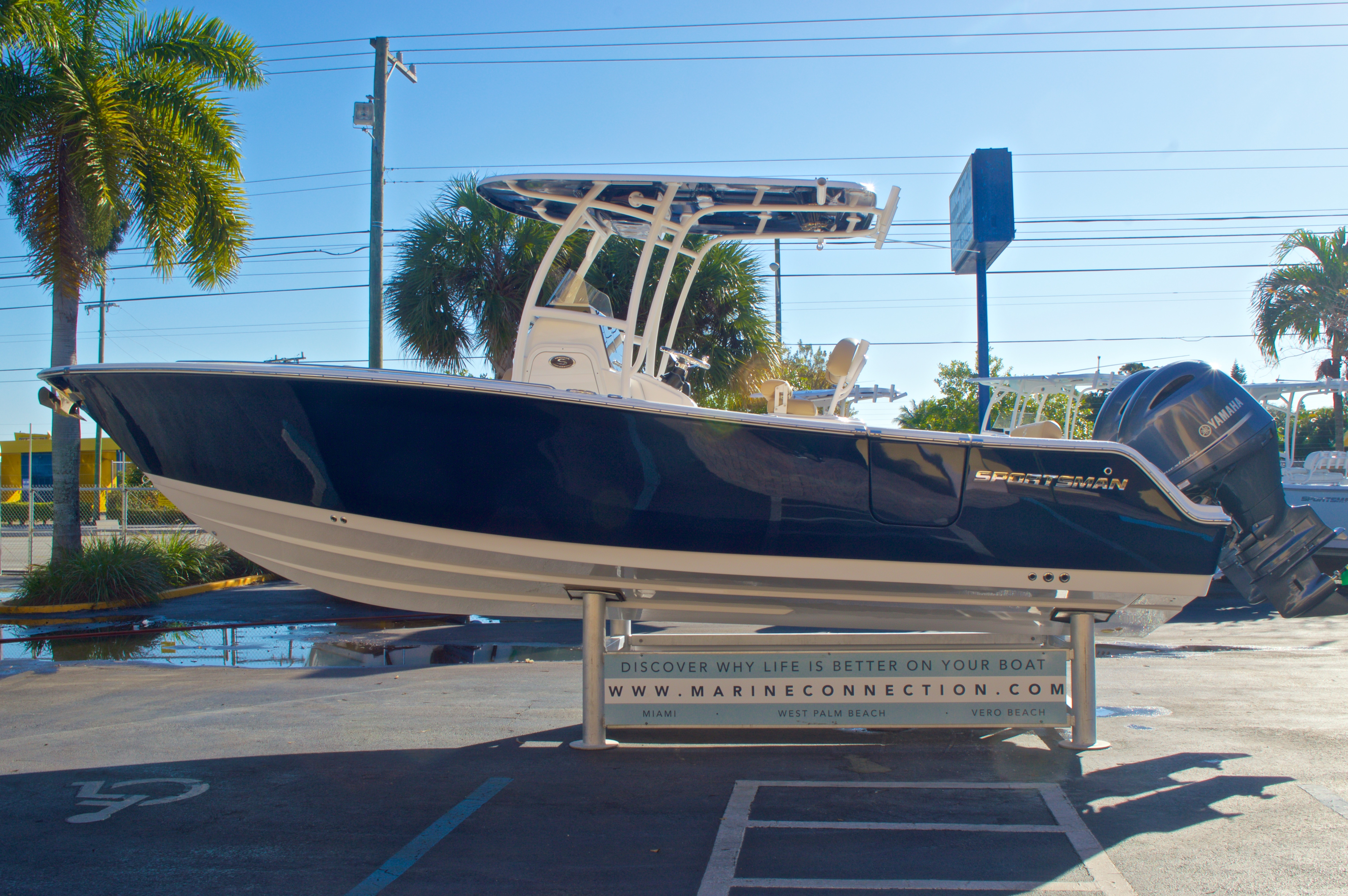 Thumbnail 4 for New 2016 Sportsman Heritage 251 Center Console boat for sale in West Palm Beach, FL