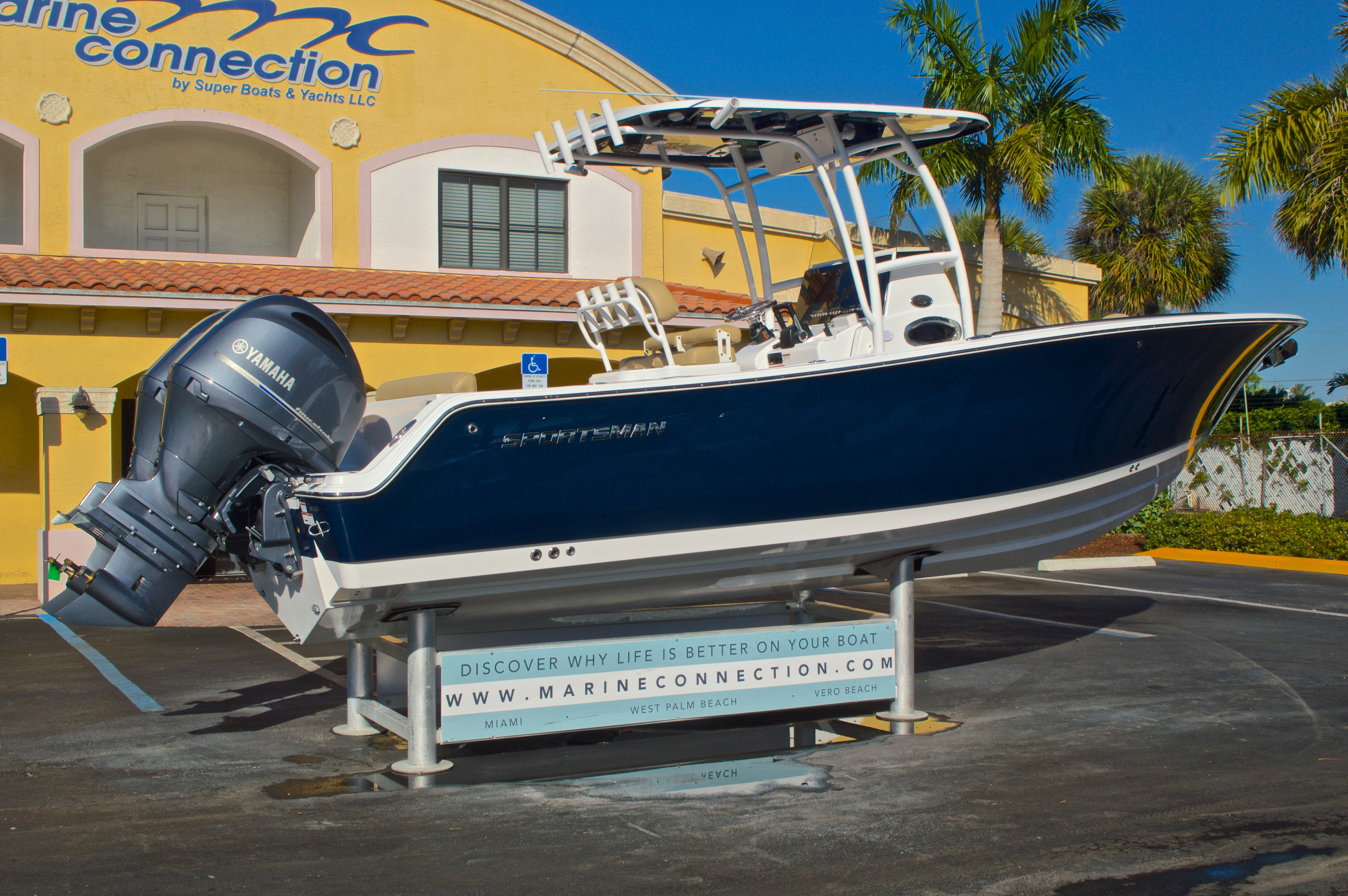 Thumbnail 15 for New 2016 Sportsman Heritage 251 Center Console boat for sale in West Palm Beach, FL