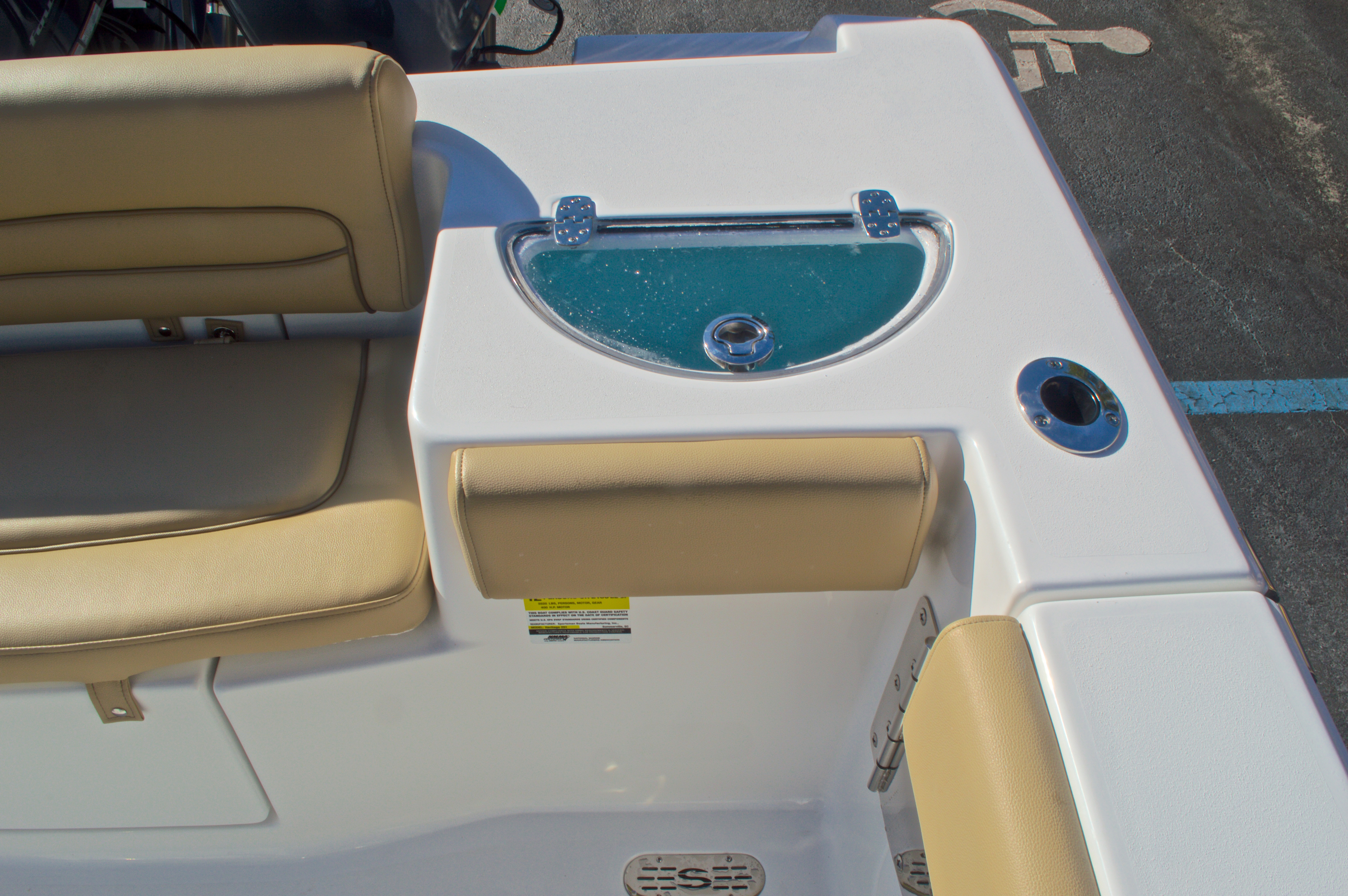 Thumbnail 16 for New 2016 Sportsman Heritage 251 Center Console boat for sale in West Palm Beach, FL