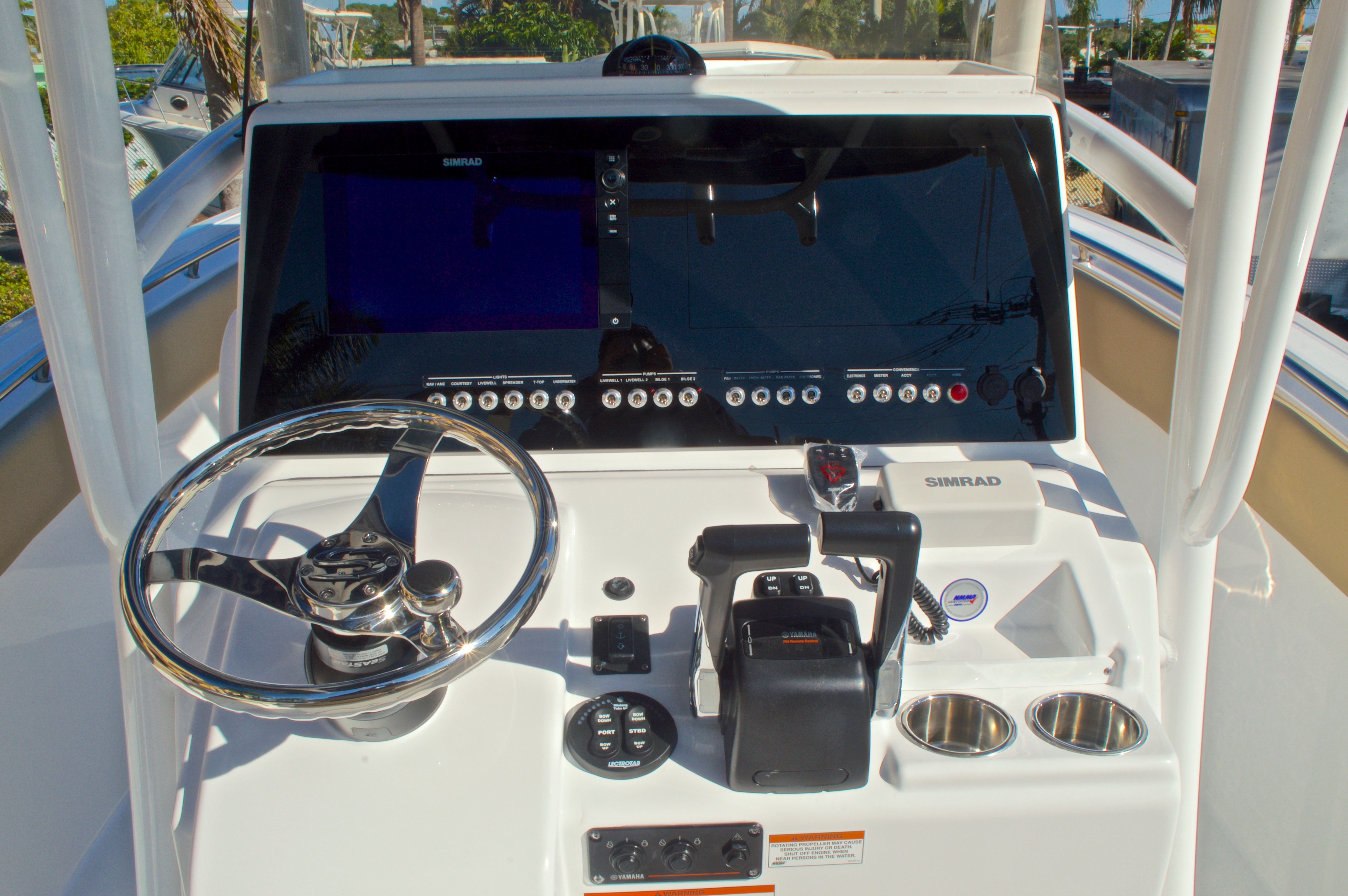 Thumbnail 33 for New 2016 Sportsman Heritage 251 Center Console boat for sale in West Palm Beach, FL