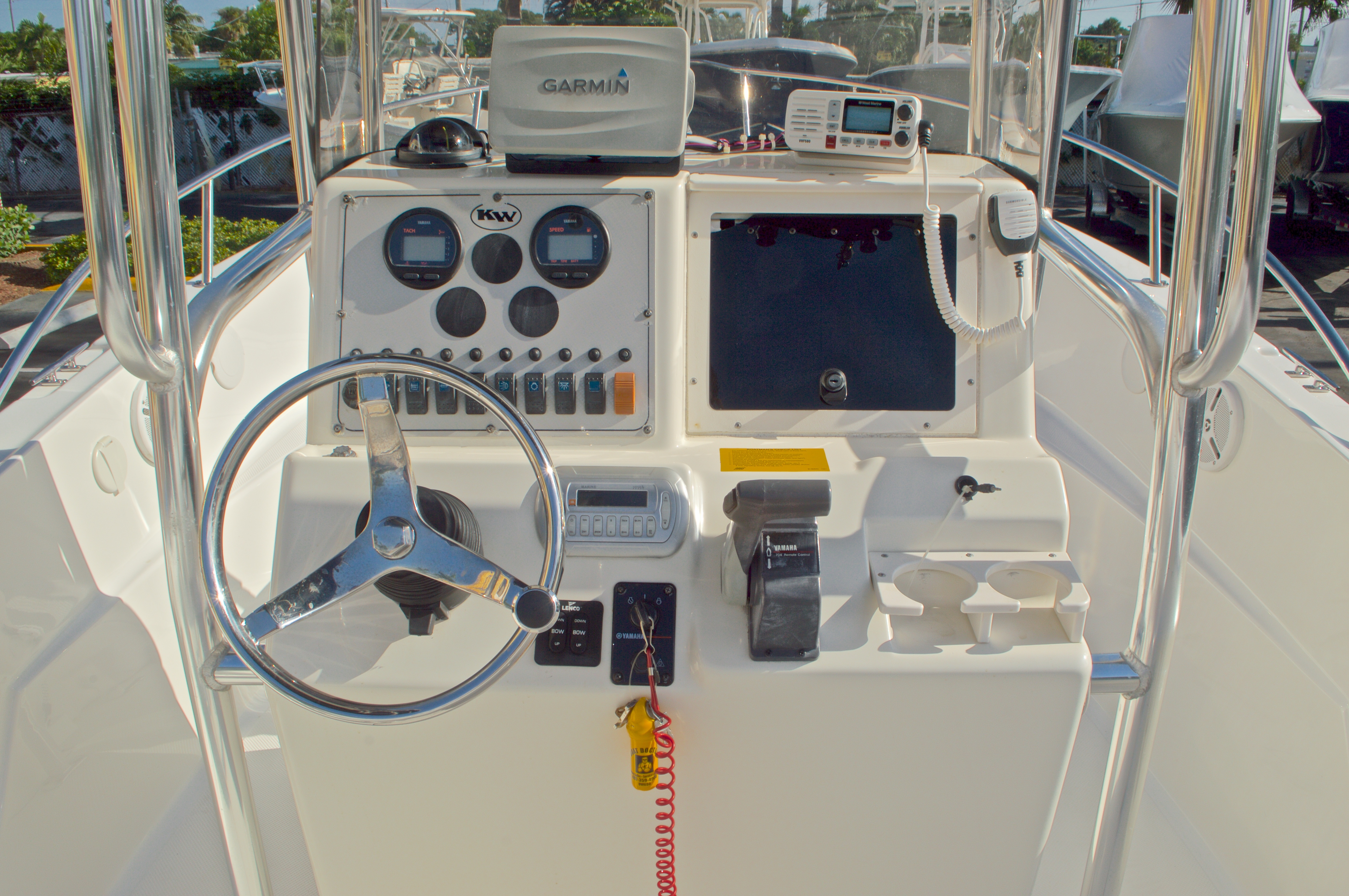 Thumbnail 24 for Used 2009 Key West 225 Center Console boat for sale in West Palm Beach, FL