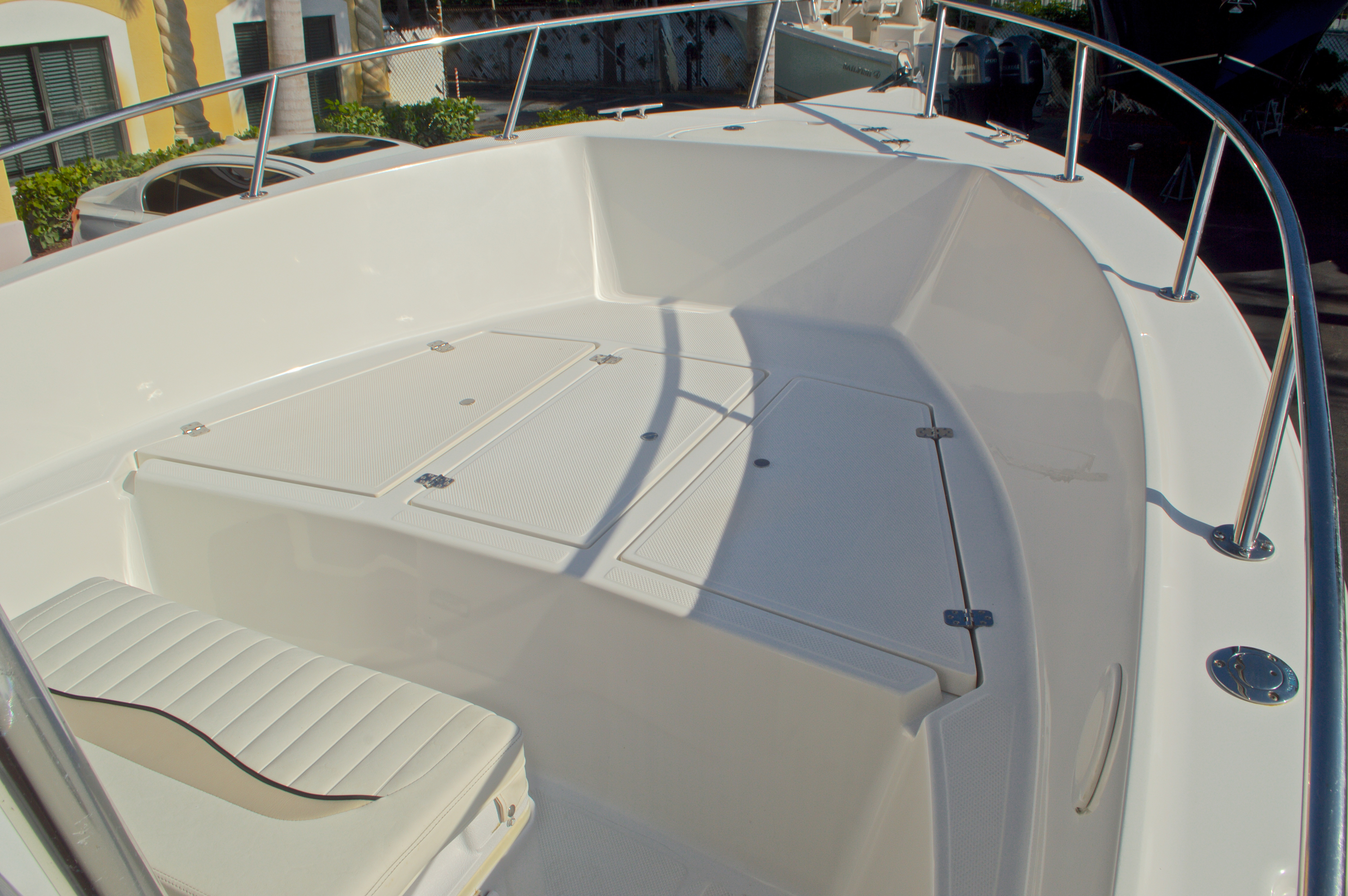 Thumbnail 43 for Used 2009 Key West 225 Center Console boat for sale in West Palm Beach, FL