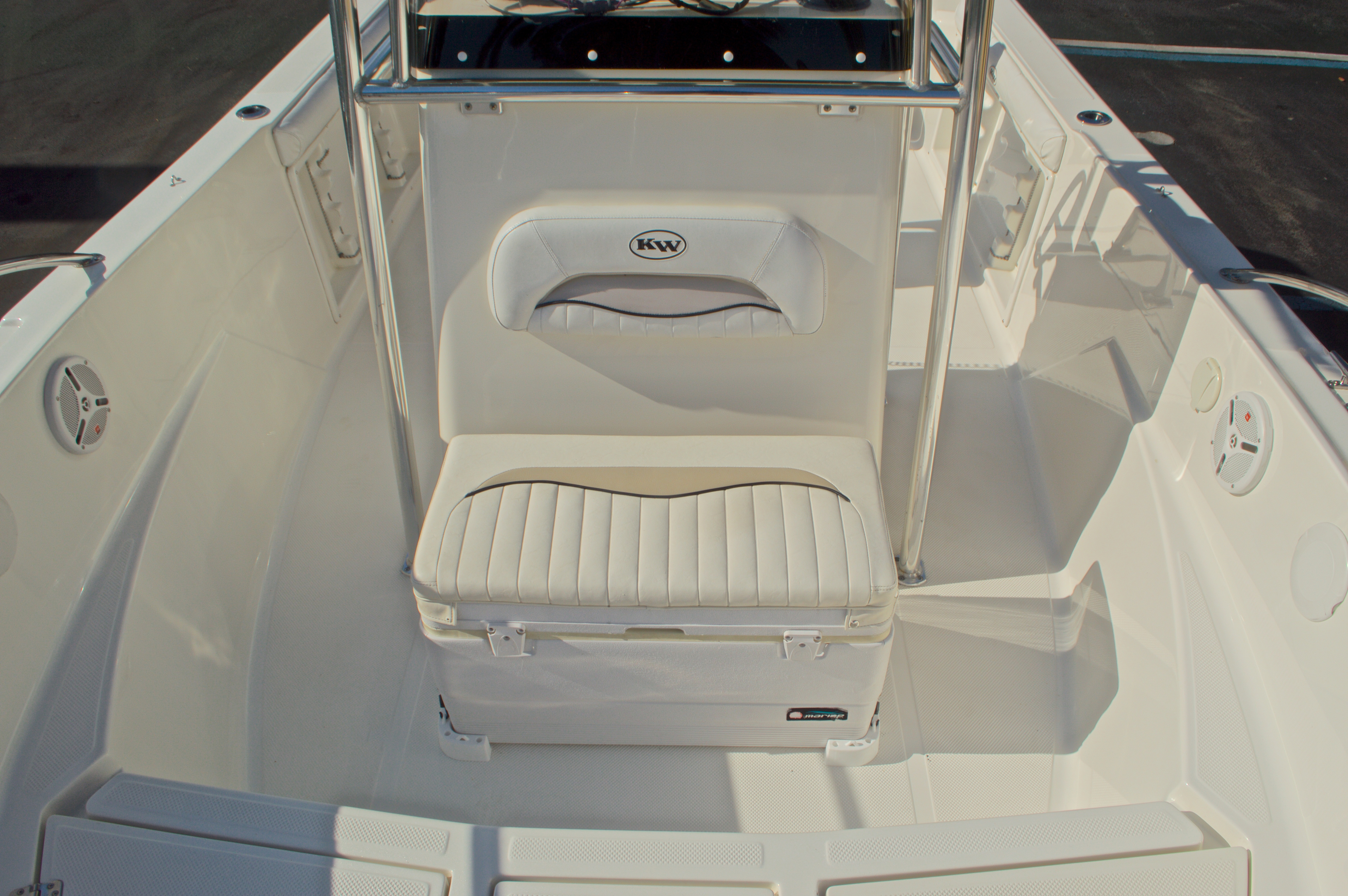 Thumbnail 44 for Used 2009 Key West 225 Center Console boat for sale in West Palm Beach, FL